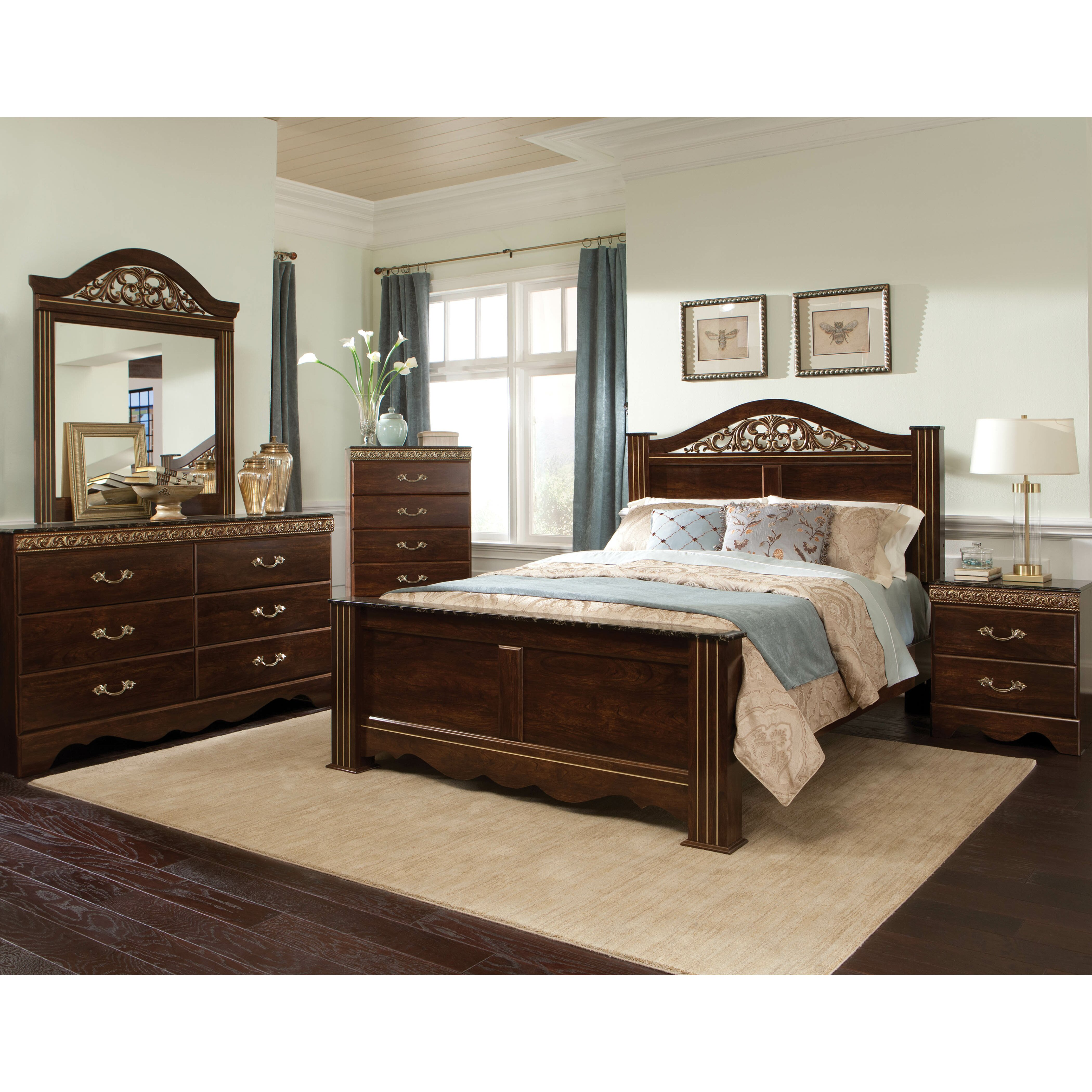 Standard Furniture Odessa Panel Customizable Bedroom Set Reviews Wayfair