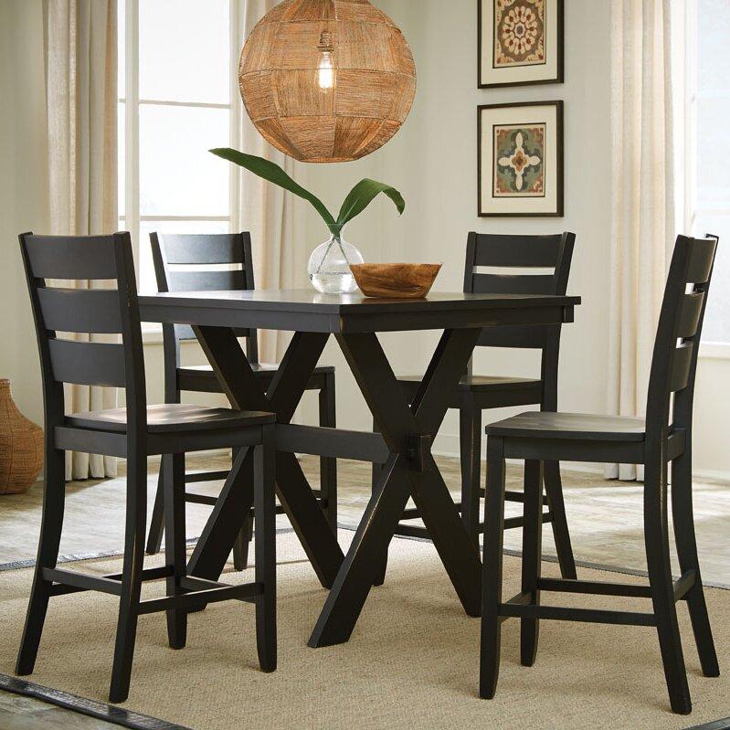 Standard Furniture Dining Room Sets: Standard Furniture Costa 5 Piece Dining Set