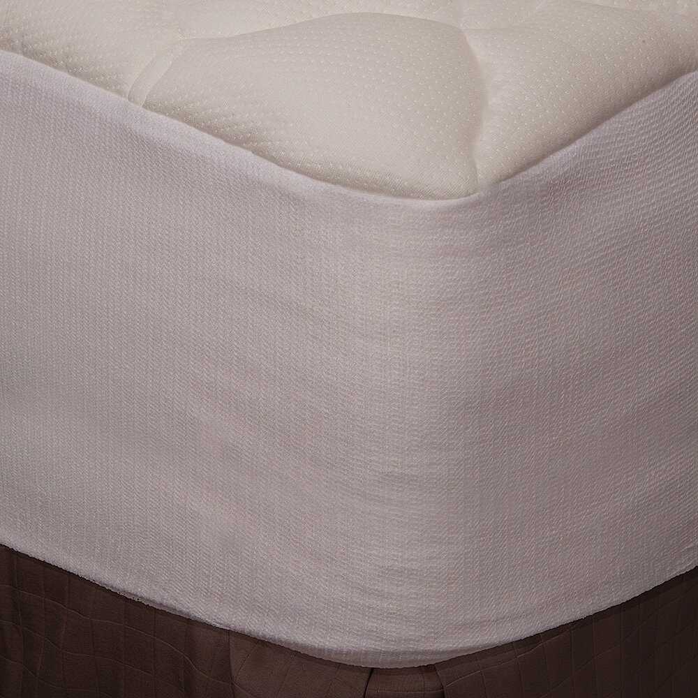 exceptional sheets extra plush rayon from bamboo top mattress pad with