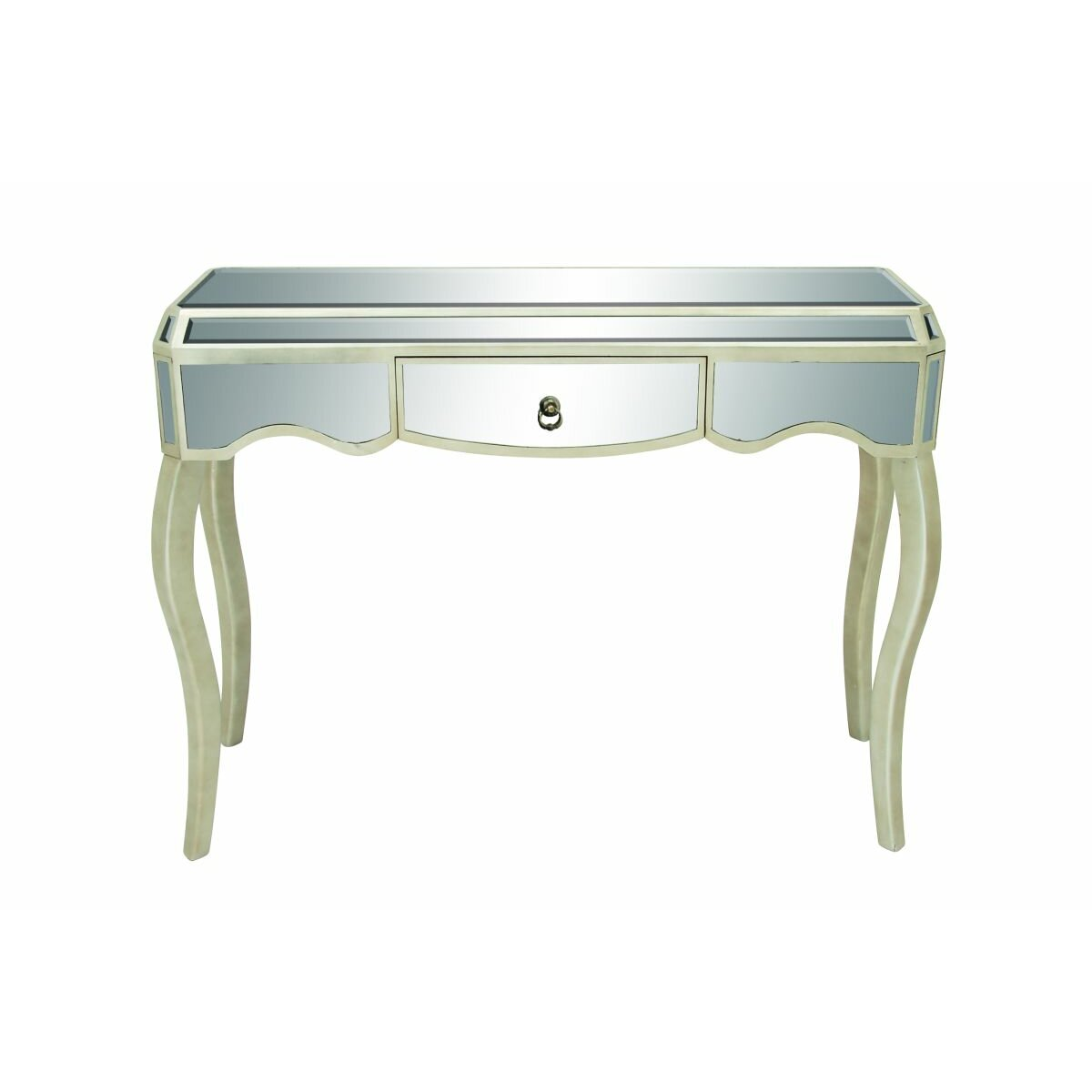 Cole grey console table for Sofa table grey