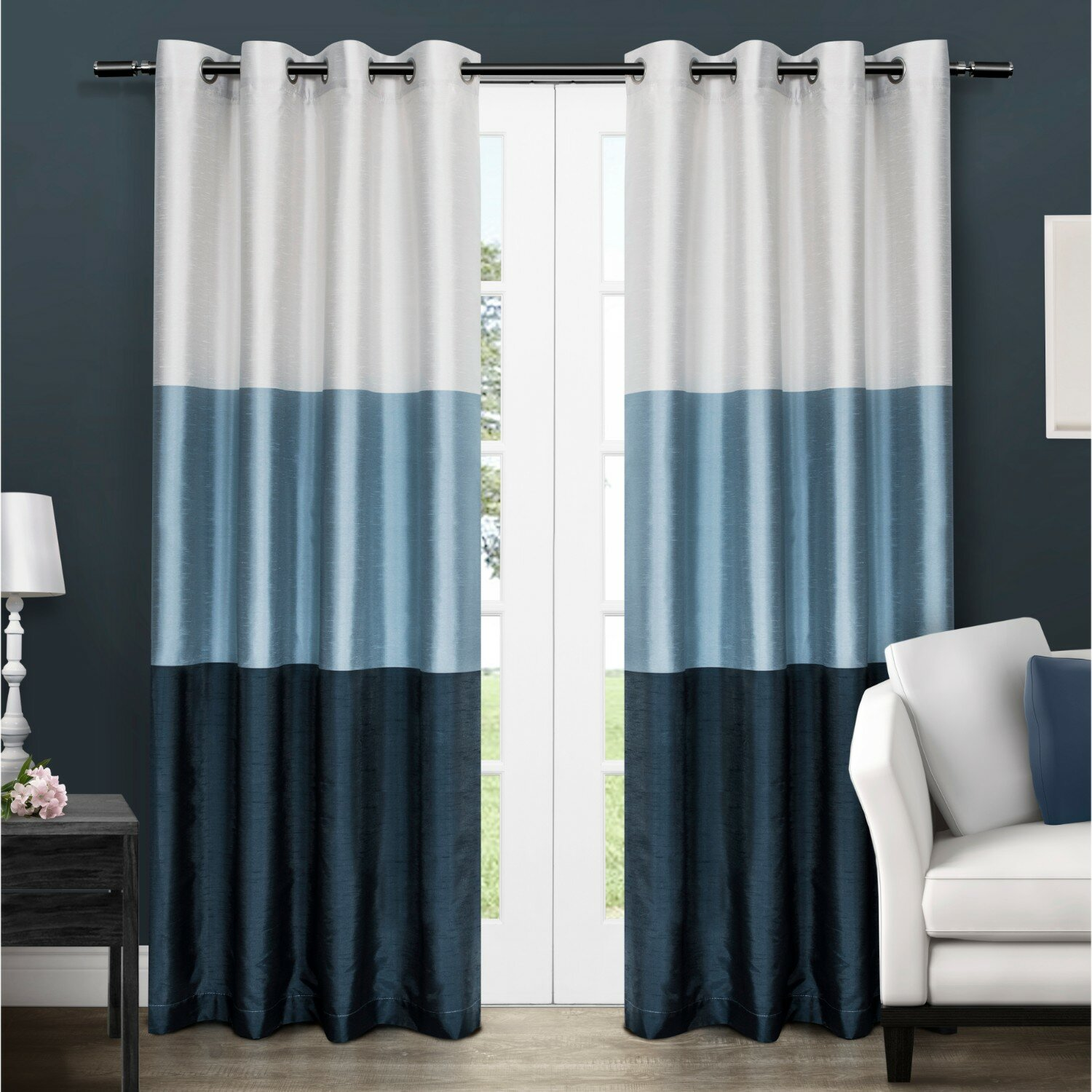 84 94 Length Curtains Drapes Wayfair Com