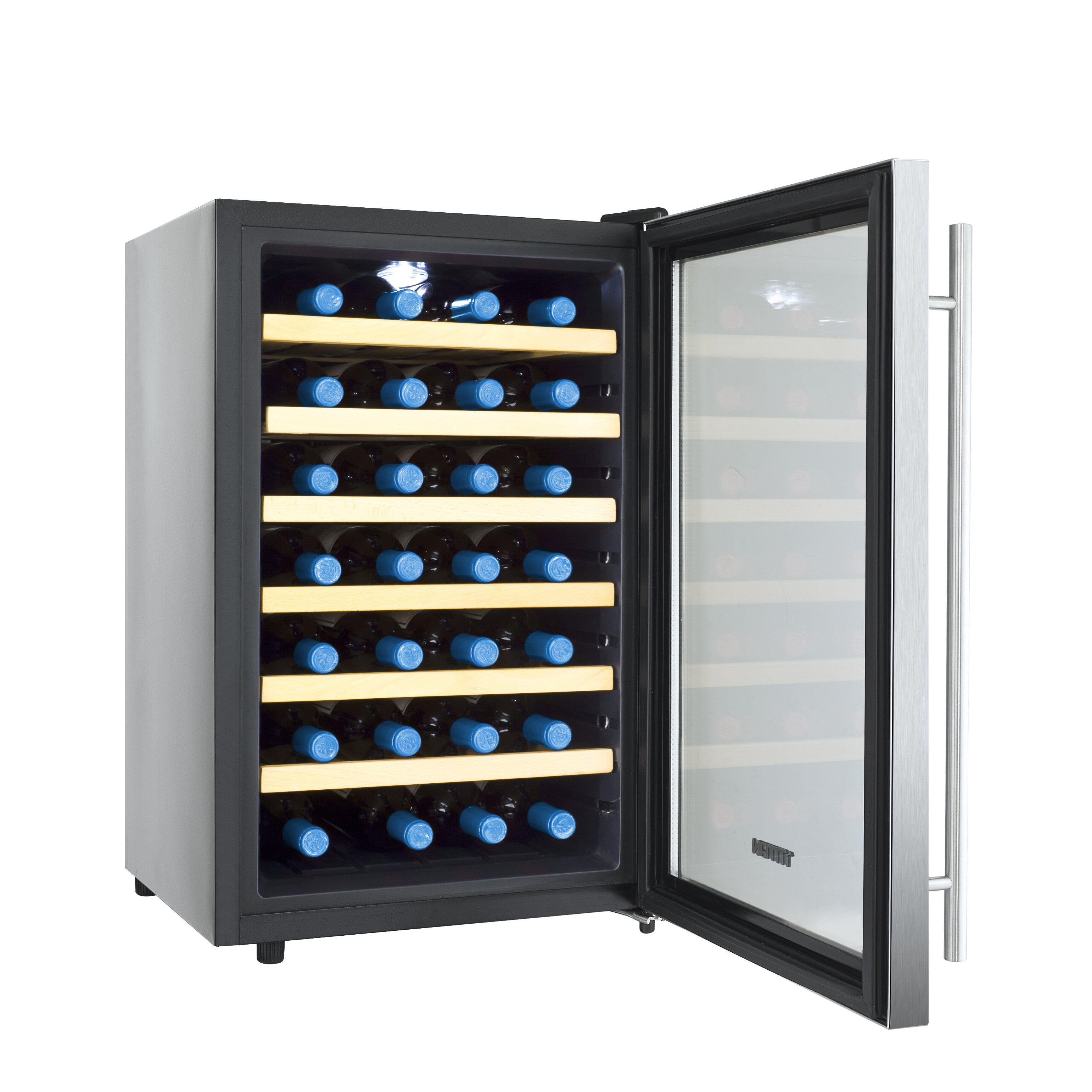 titan products llc 28 bottle single zone freestanding