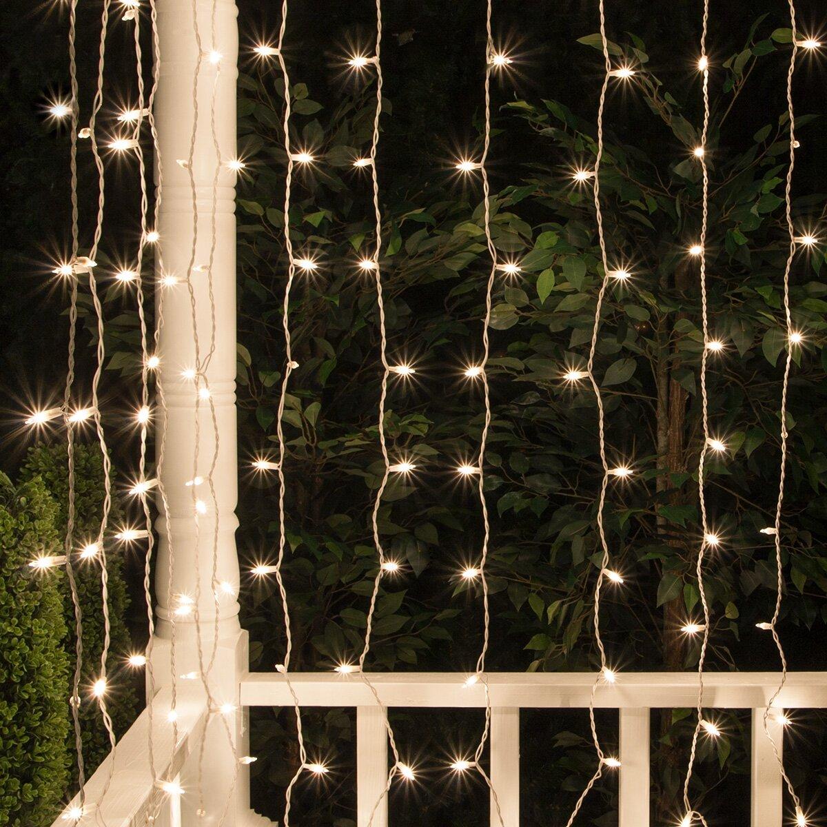 Kringle Traditions Mini Curtain Icicle