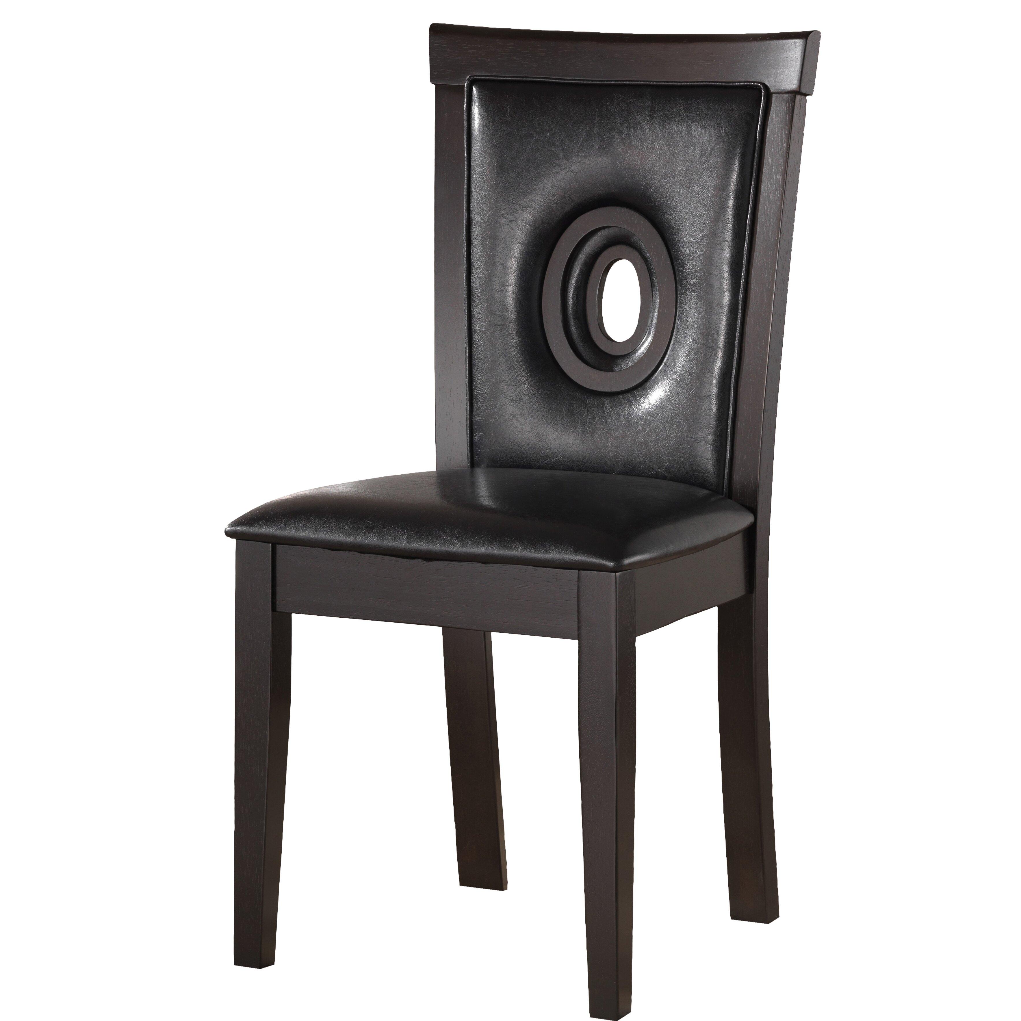 Glory Furniture Montgomery Side Chair amp Reviews Wayfair