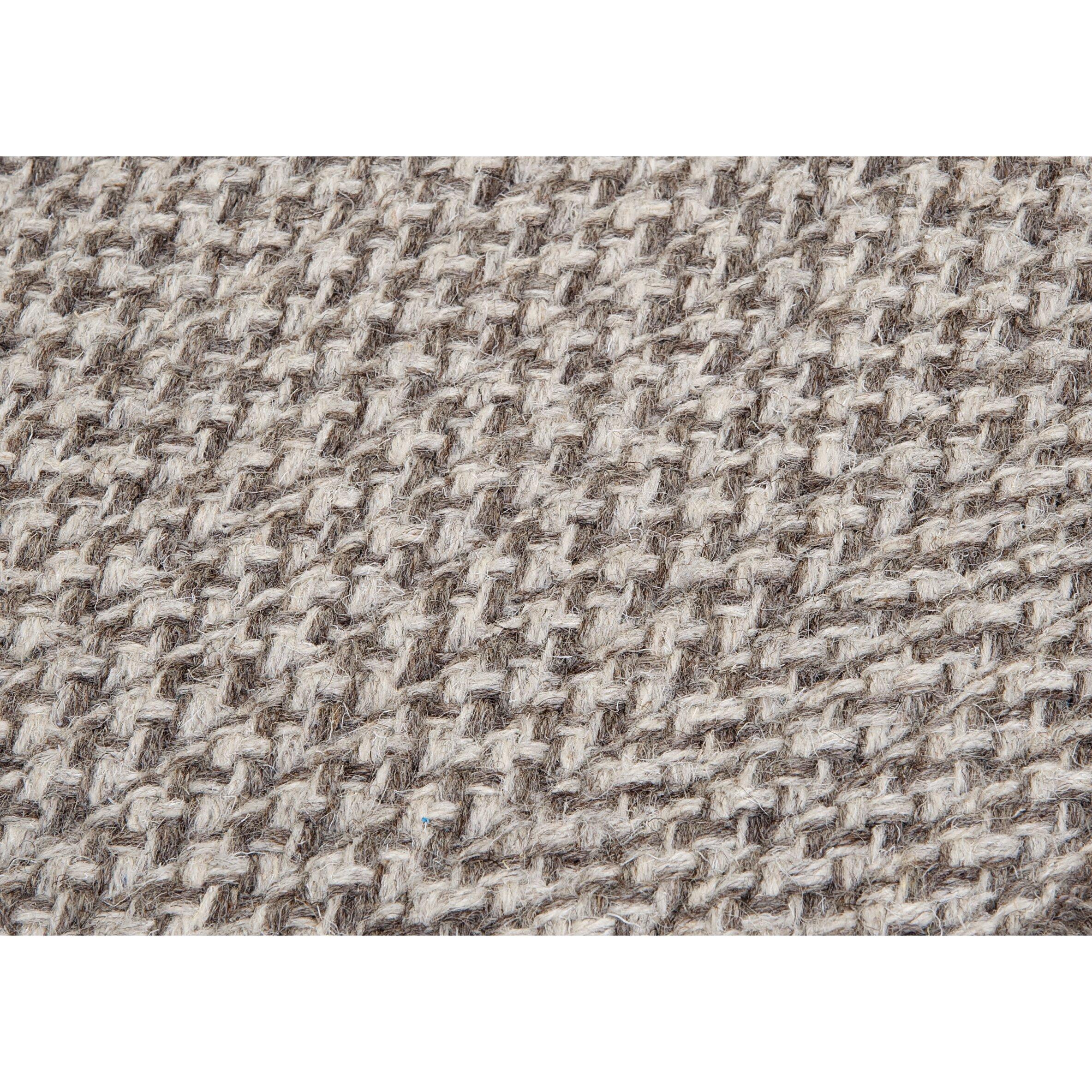 Braided Wool Area Rugs