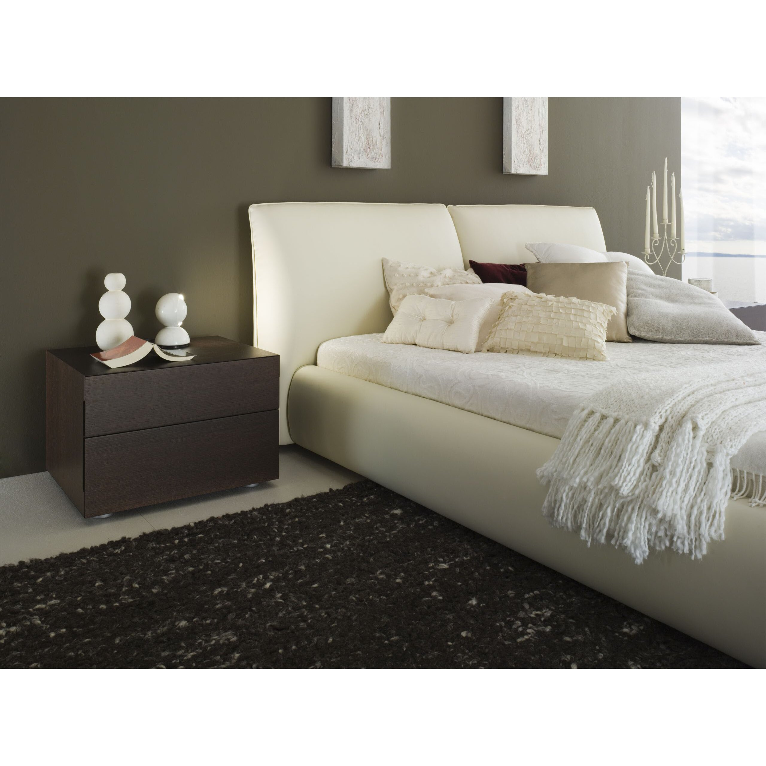 Rossetto Platform Bed