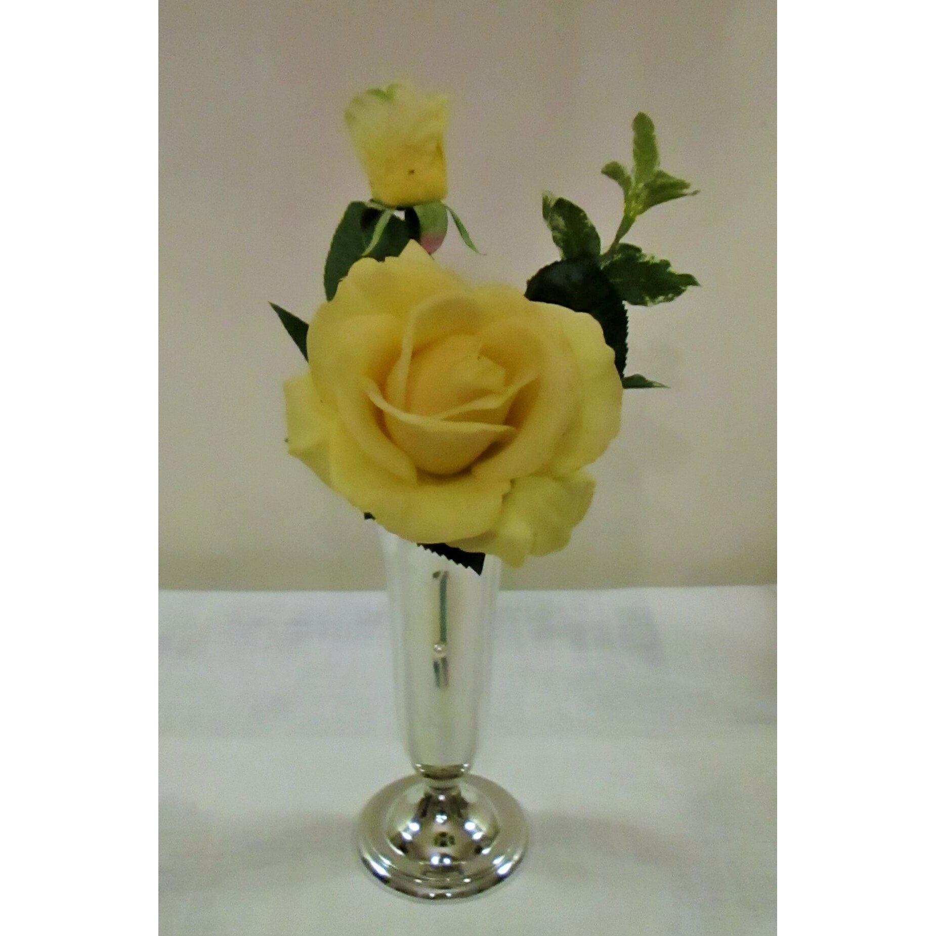Silkmama June Birth Month Rose Flowers