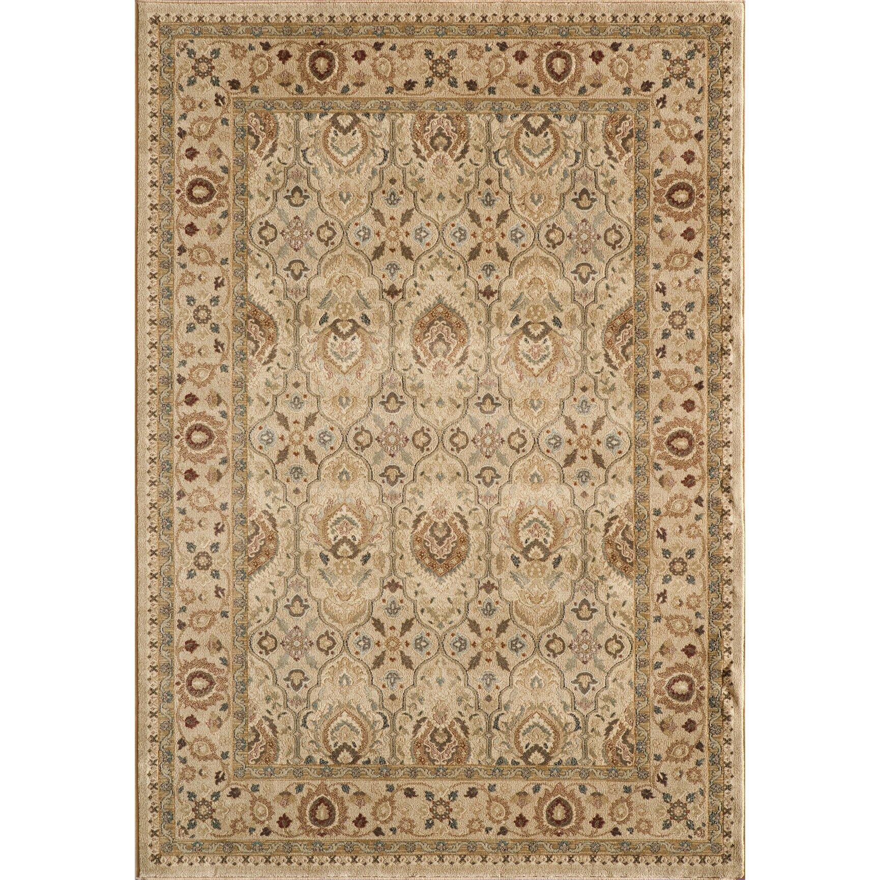 Momeni belmont ivory area rug wayfair for Momeni rugs