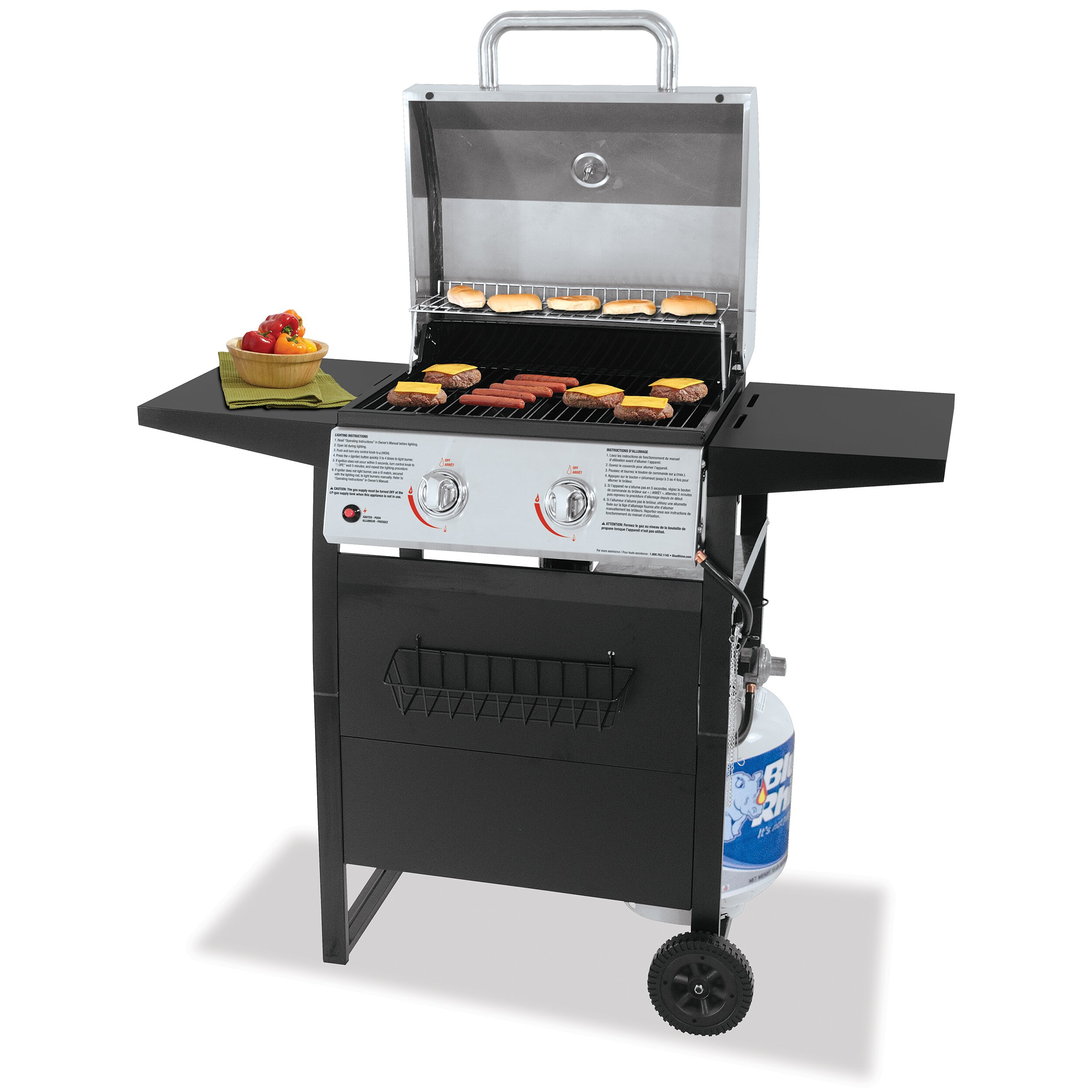 Uniflame Gas Barbecue Grill Reviews