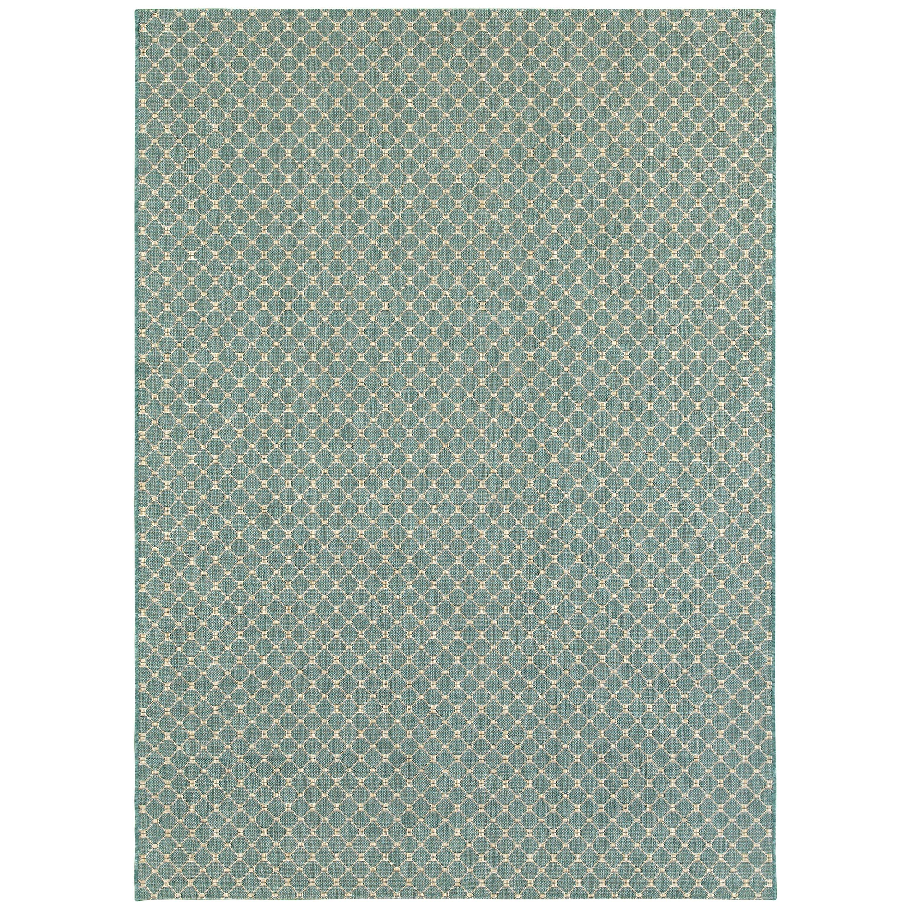 Balta cambridge aquamarine indoor outdoor area rug for Landscape indoor area rug