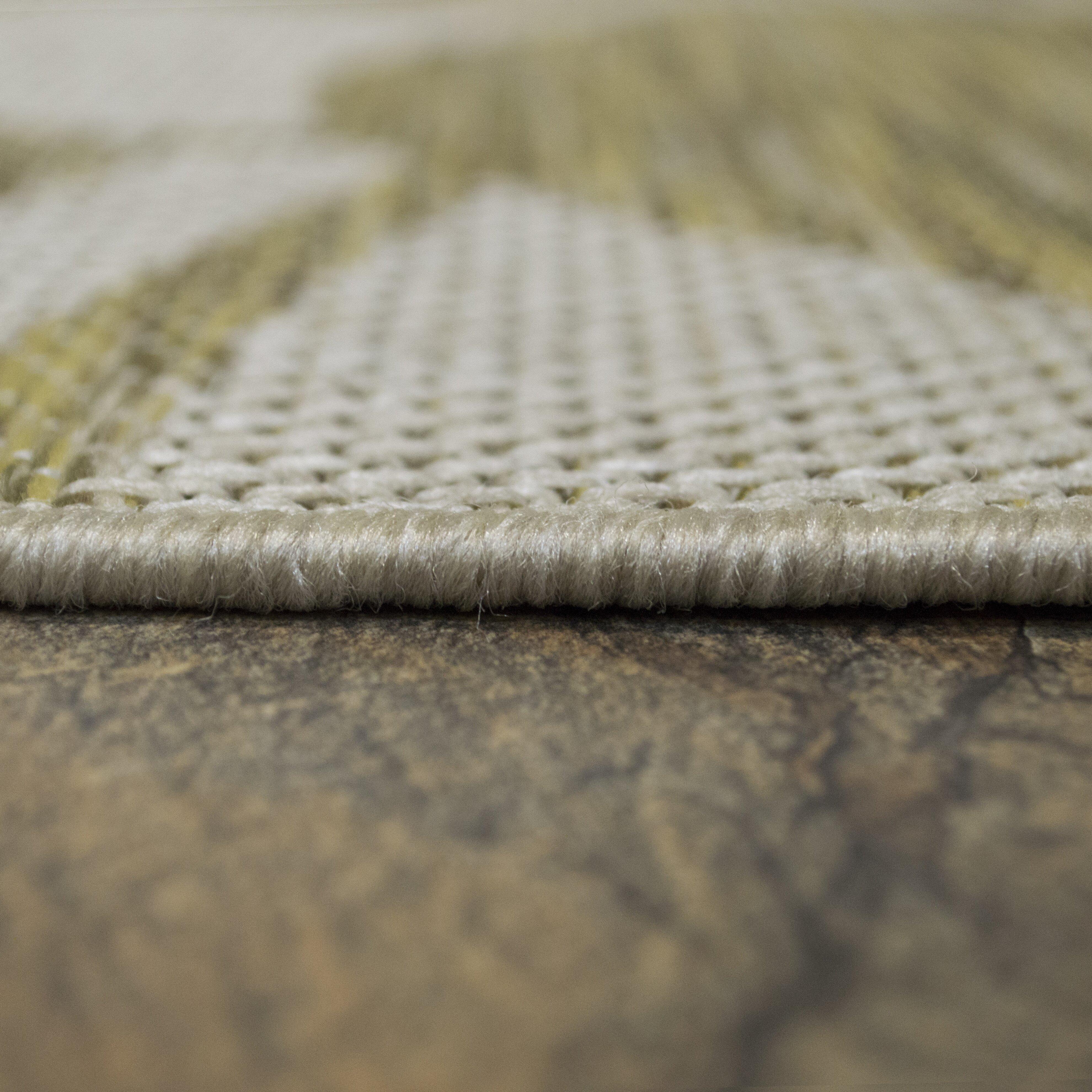 Balta Green Gray Indoor Outdoor Area Rug Amp Reviews Wayfair