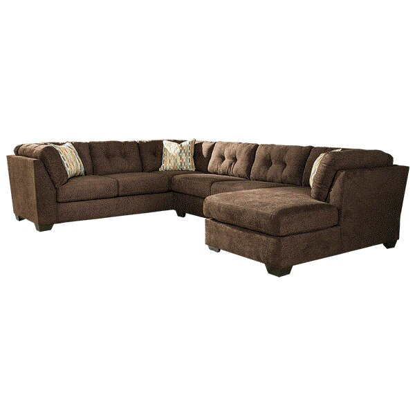 benchcraft sectional reviews benchcraft delta city right sectional amp reviews wayfair 1583