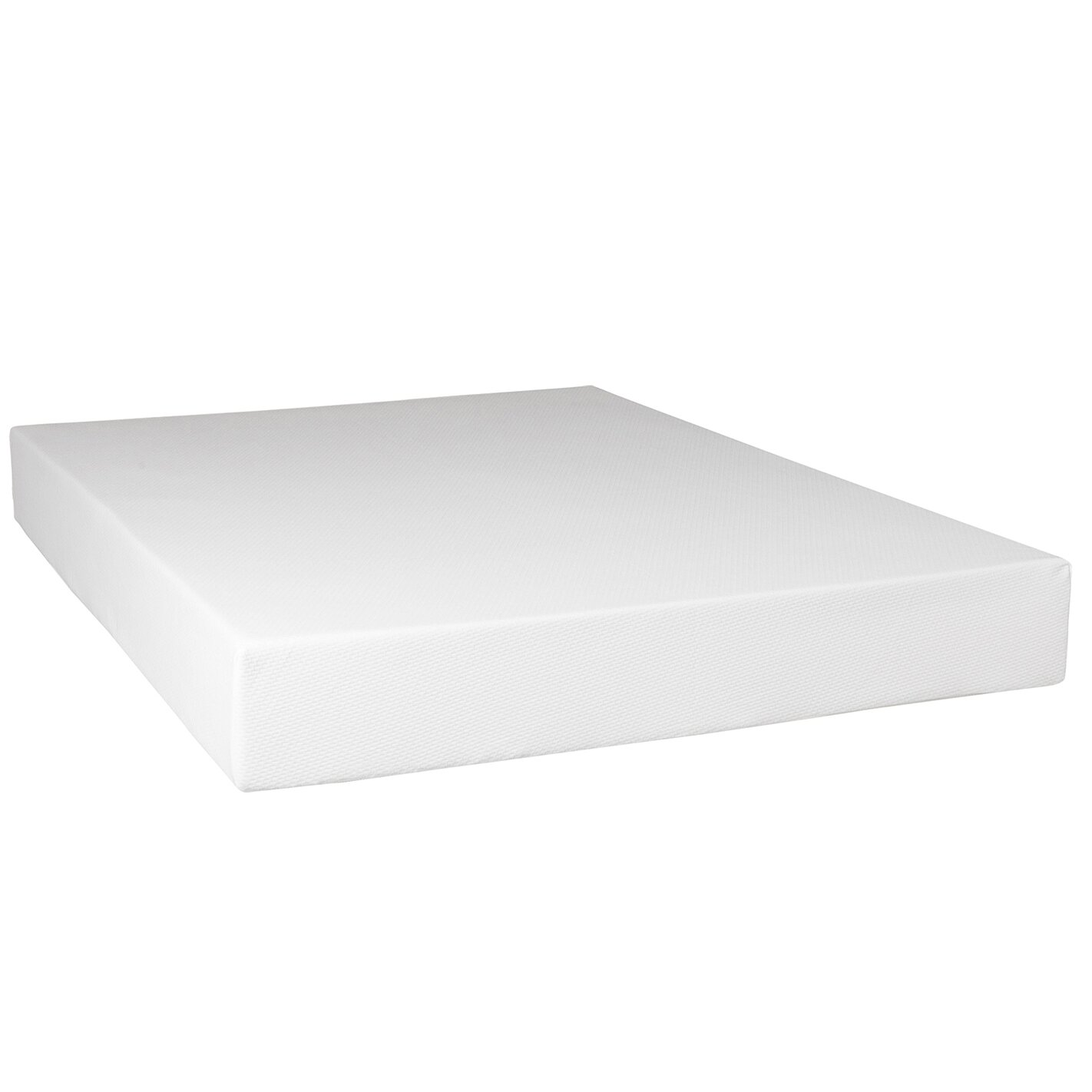Serenia Sleep 10 Foam Mattress Reviews Wayfair