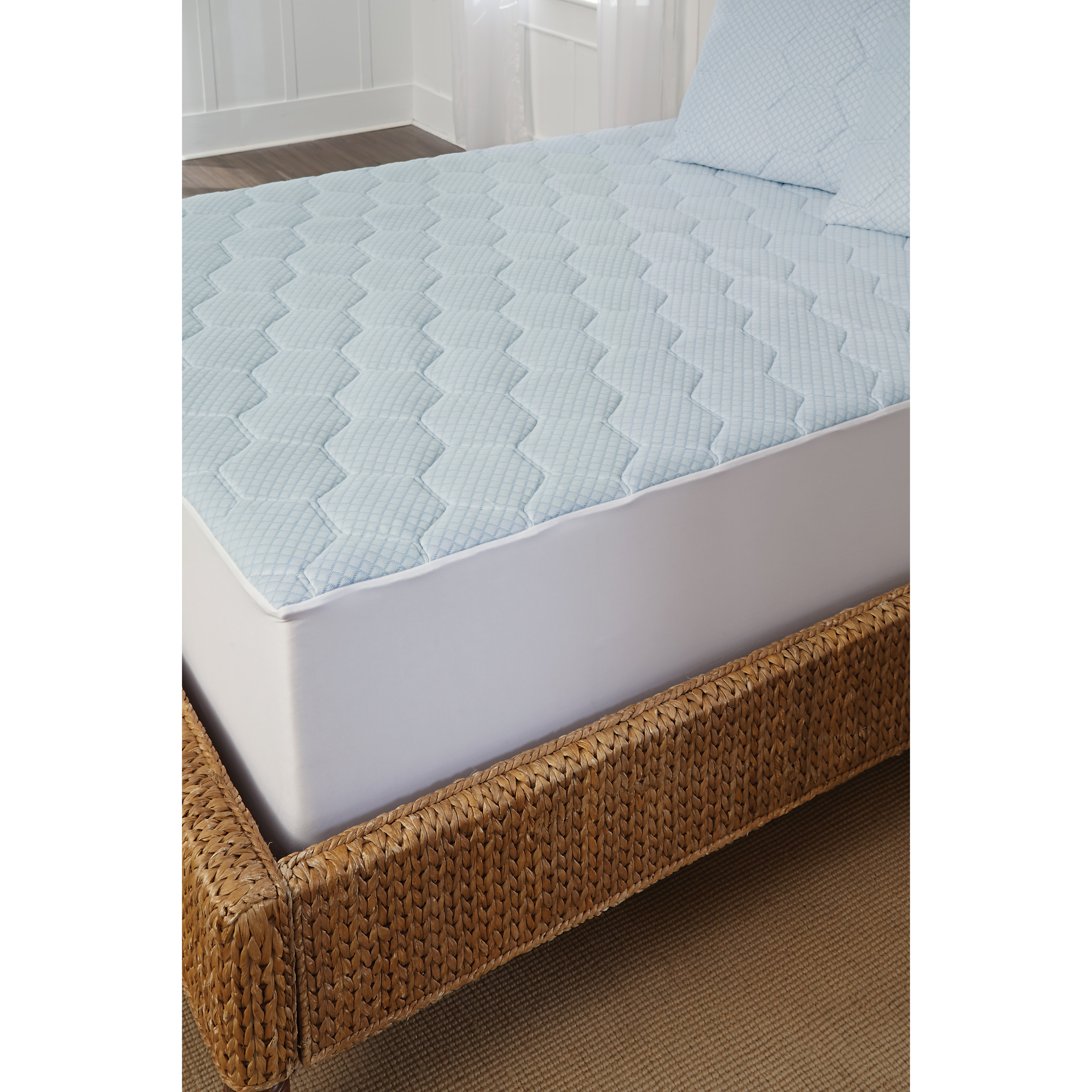 Cooling Mattress Pad Full Bed
