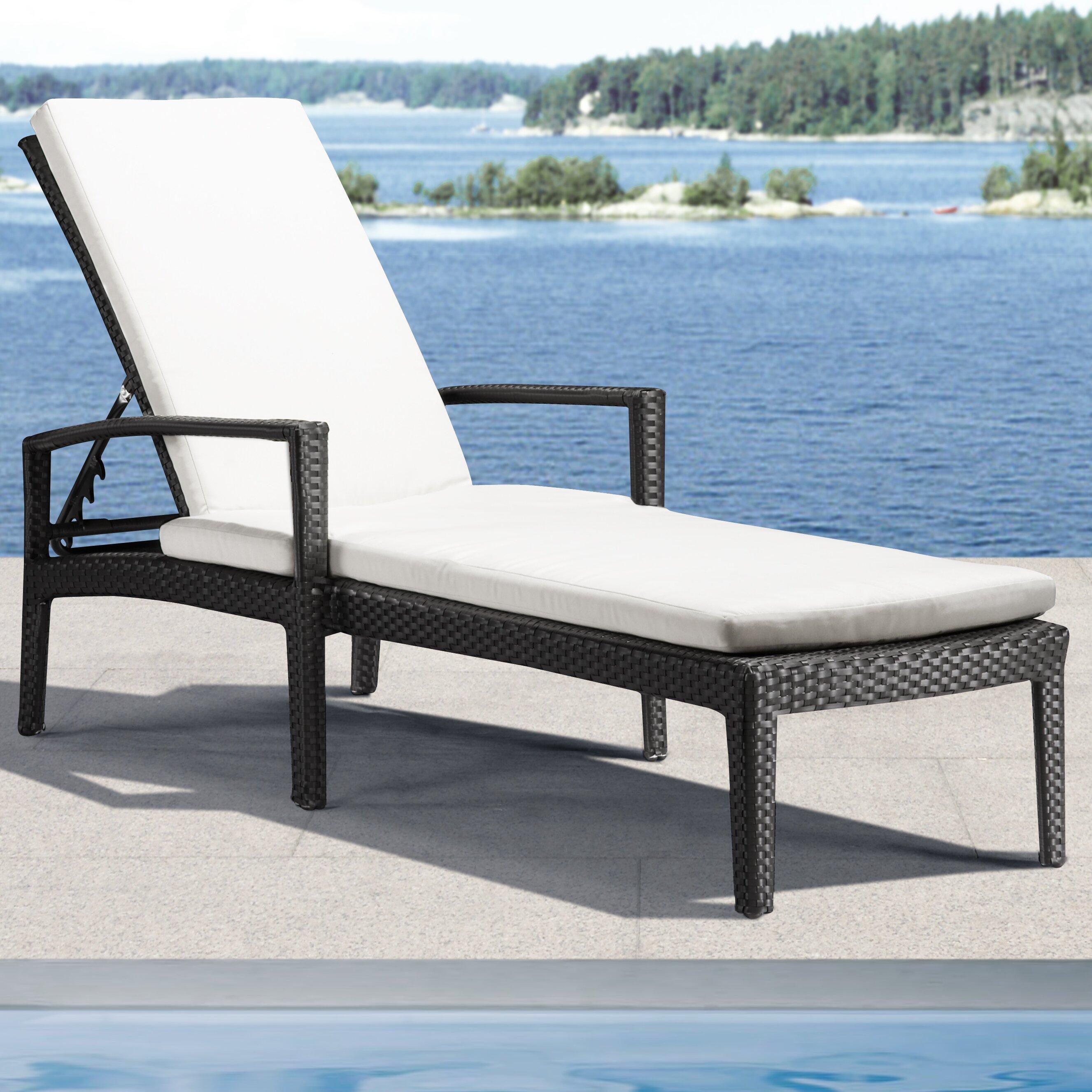 Dcor design phuket chaise lounge for Outdoor furniture phuket