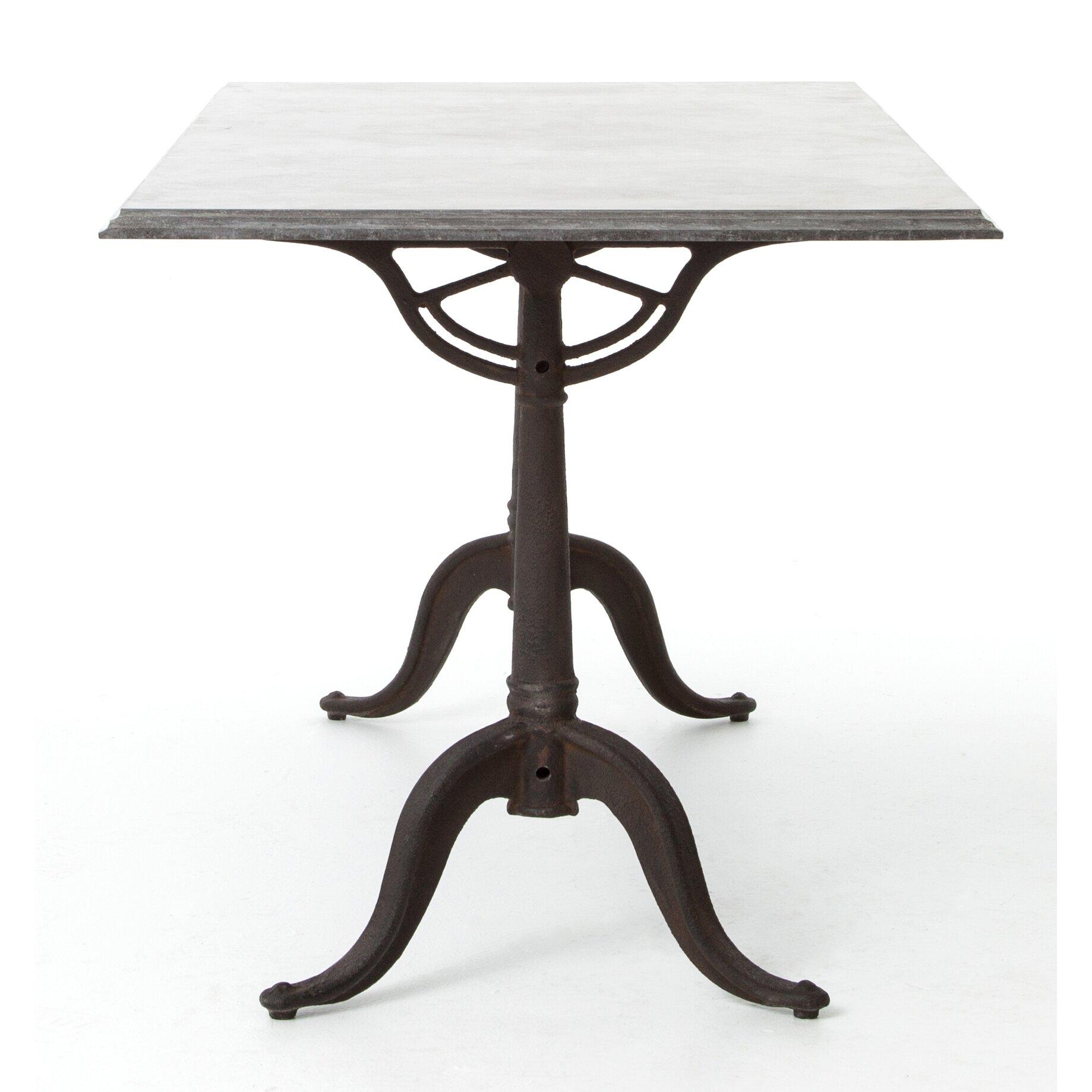 dCOR design Parisian Dining Table amp Reviews Wayfair : Parisian Dining Table Bluestone CIMP 4K from www.wayfair.com size 1838 x 1838 jpeg 282kB