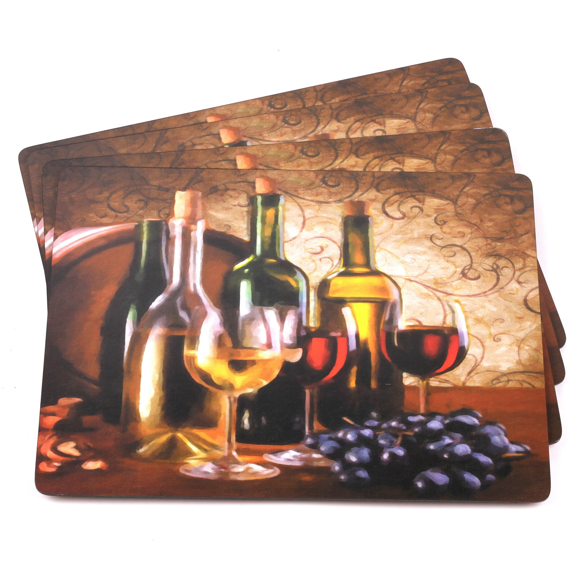 Sweet Home Collection Wine Grapes
