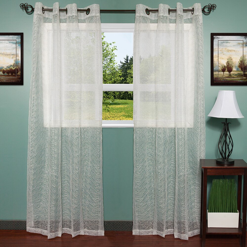Sweet Home Collection Curtain Panels | Wayfair