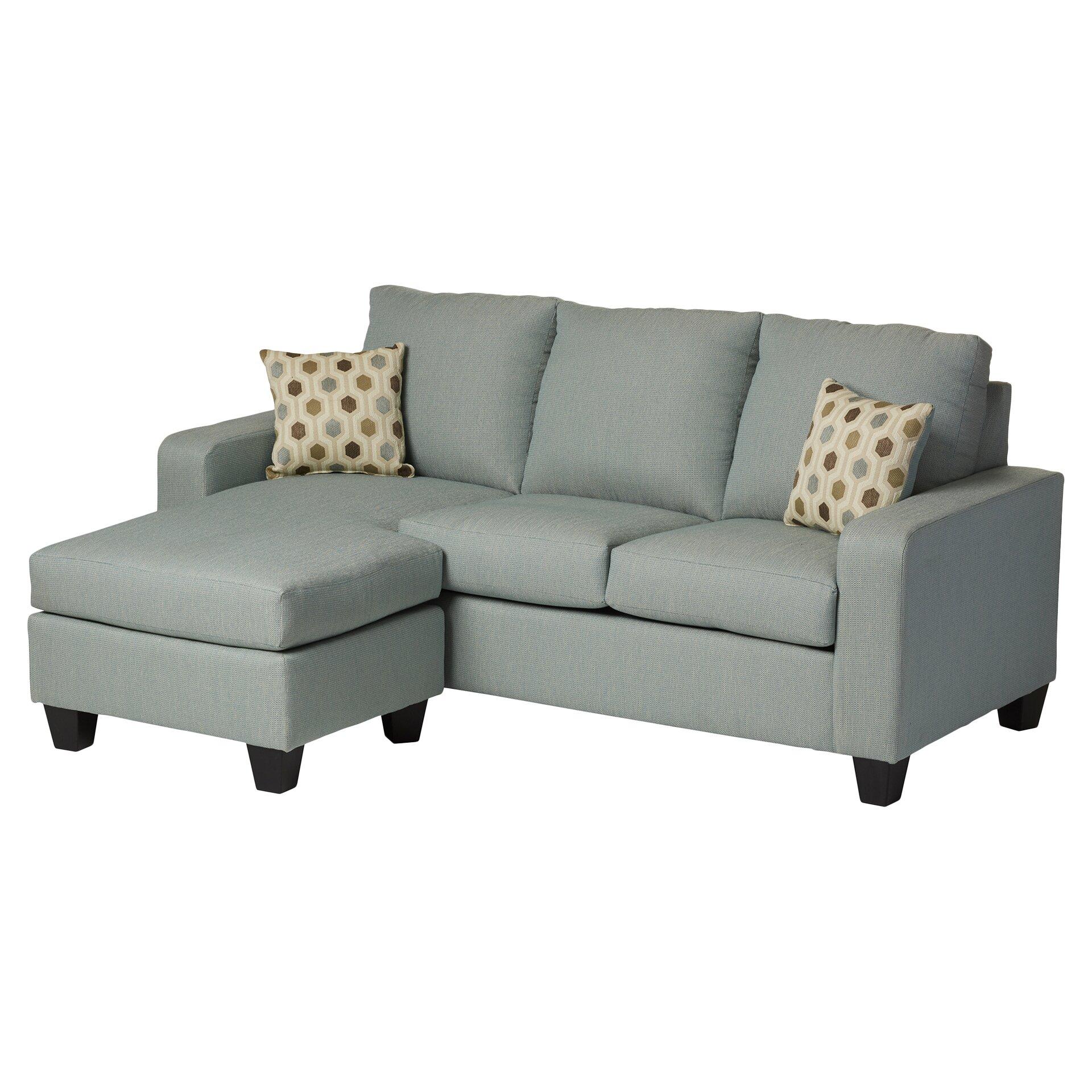 Mercury row morpheus reversible sectional reviews wayfair Sectional sofa prices