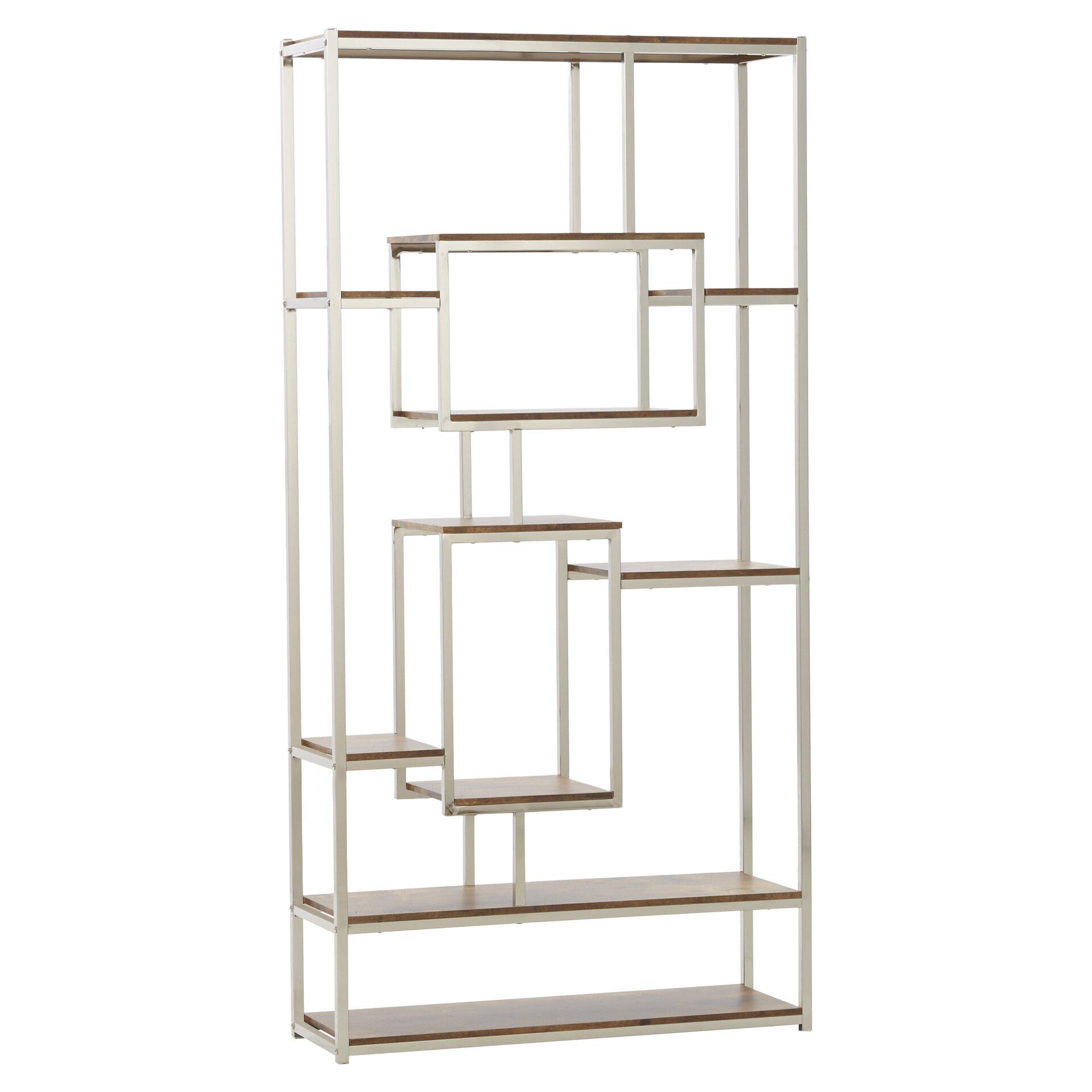Mercury Row Alize 71u0026quot; Cube Unit Bookcase u0026 Reviews : Wayfair