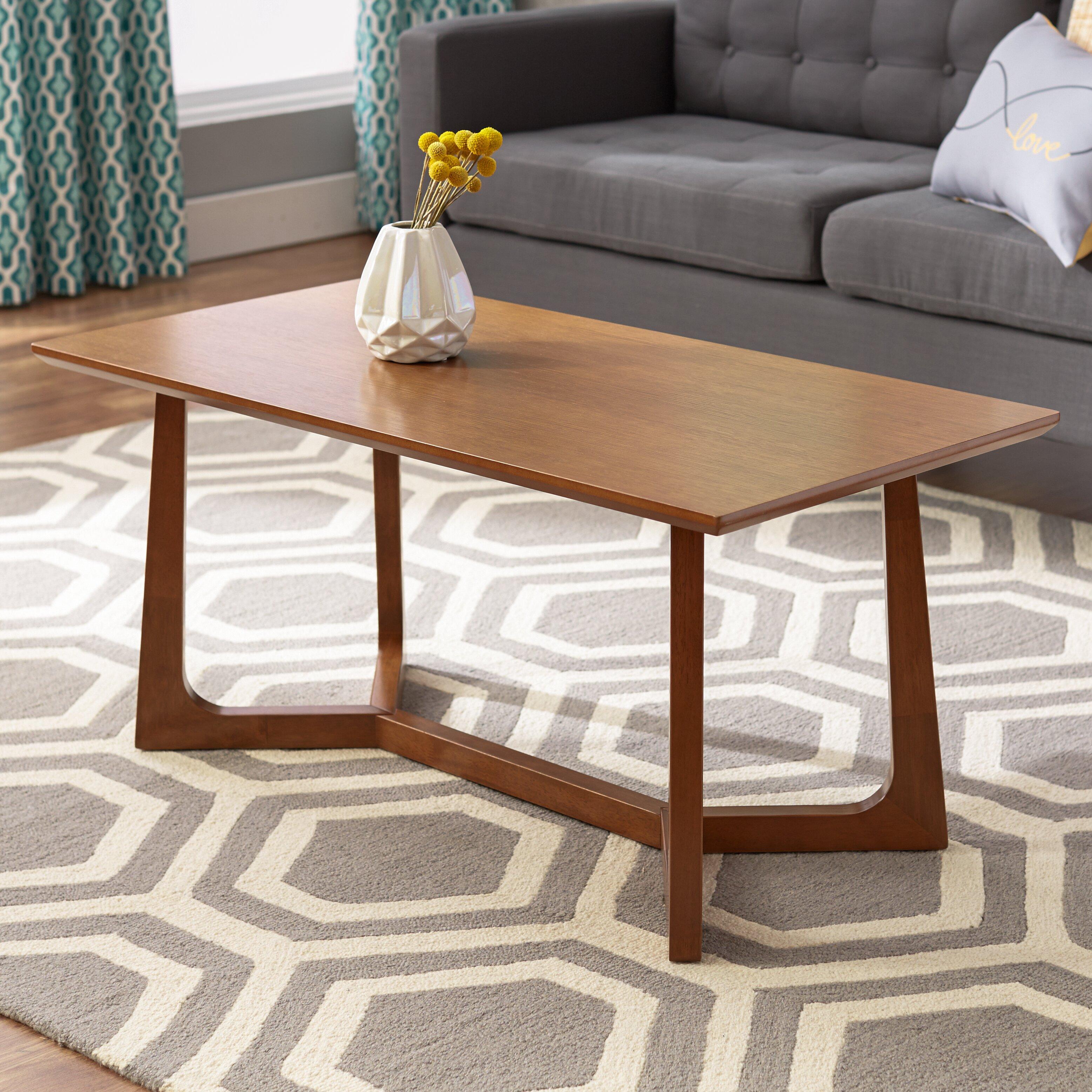 Coffee Table Sets At Wayfair: Mercury Row Epsilon Indi Coffee Table & Reviews
