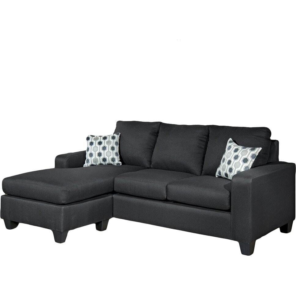 Mercury Row Morpheus Sofa Sectional Reviews Wayfair