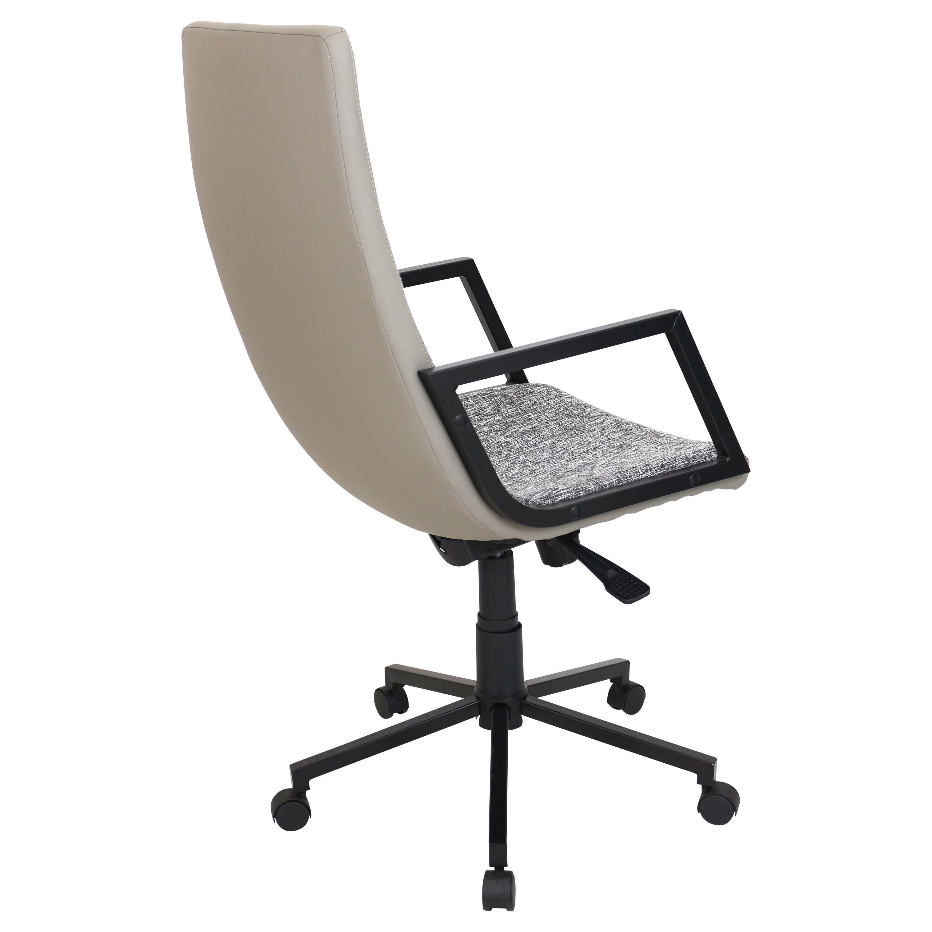 mercury row trianguli high back office chair reviews