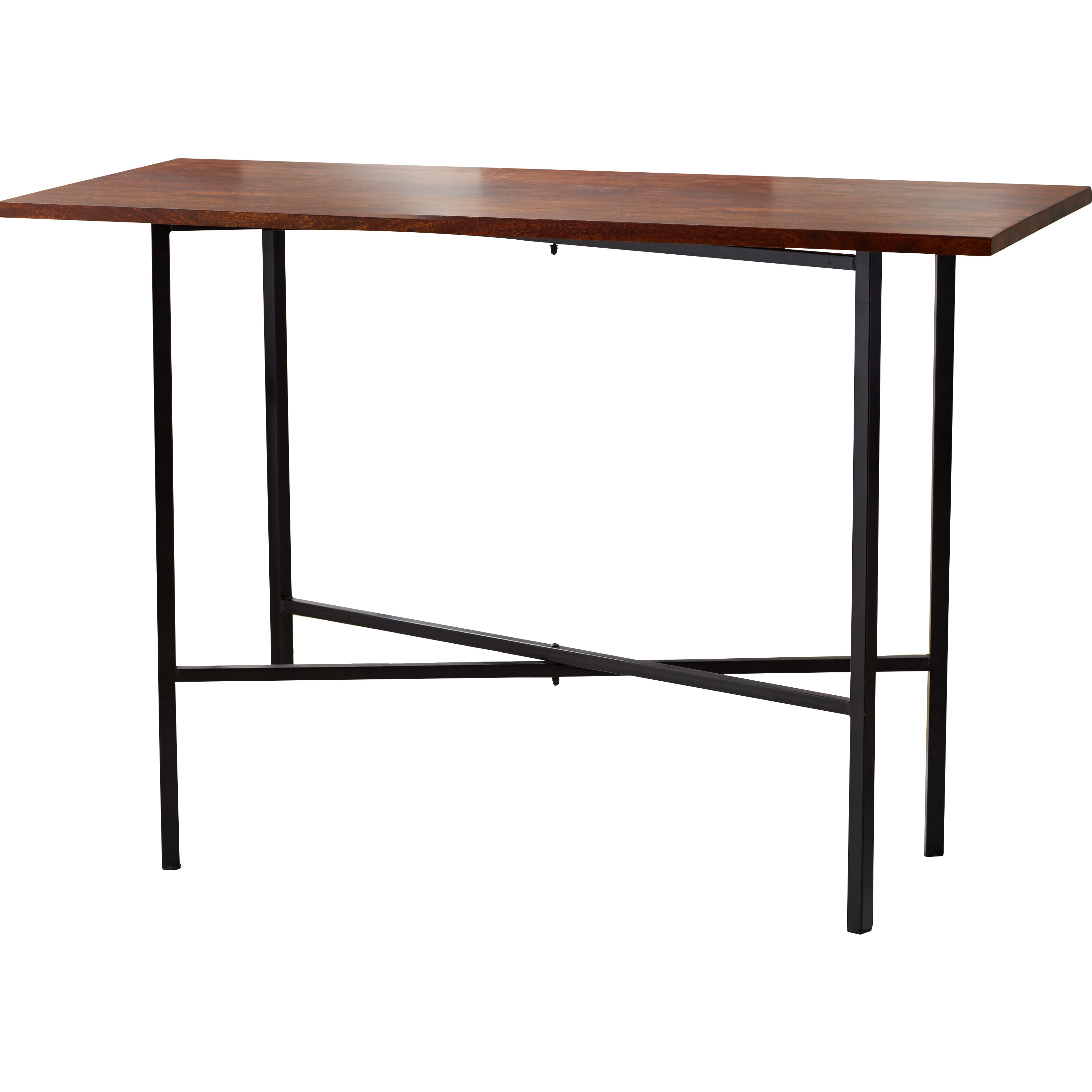 Mercury row xenia counter height pub table reviews wayfair for Html table row