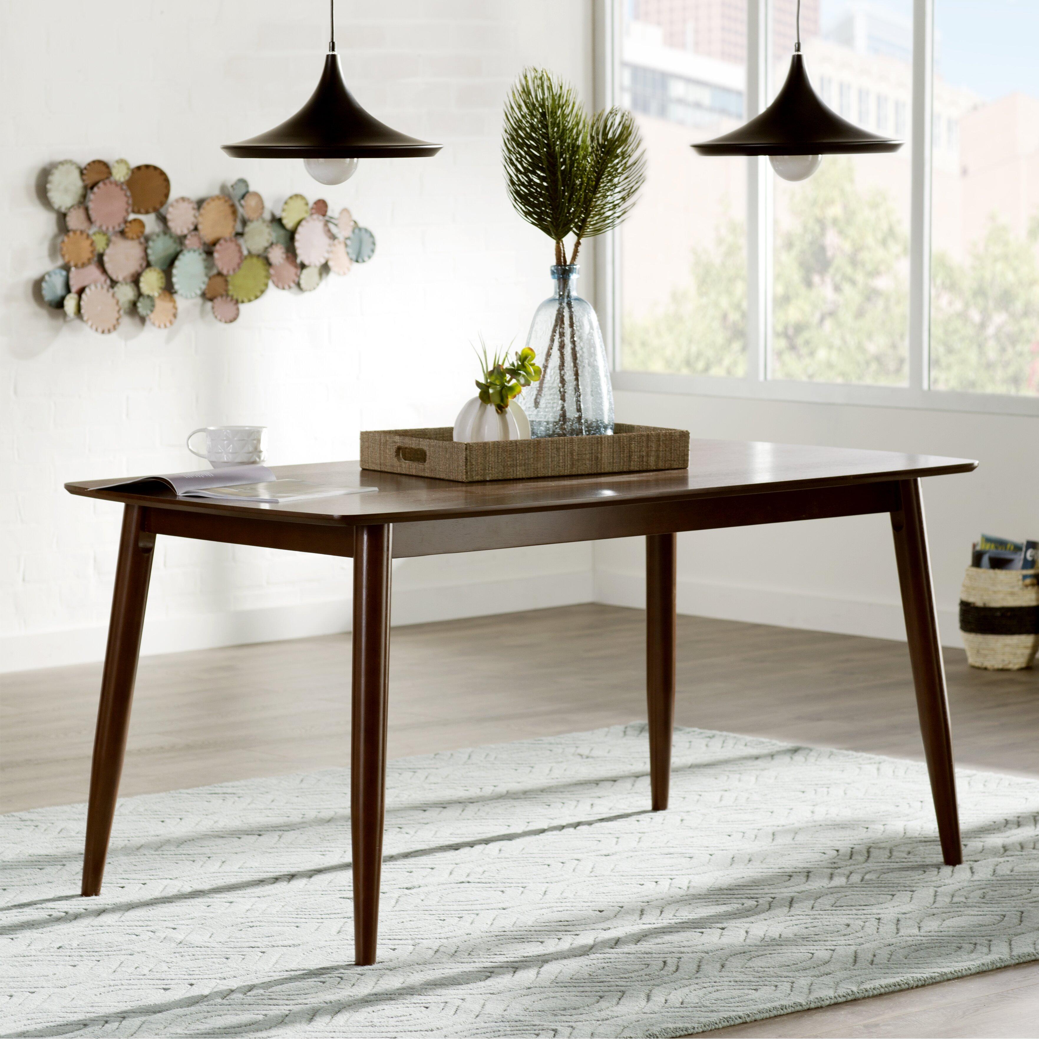 Wayfair Tables: Mercury Row Kosmas Dining Table & Reviews