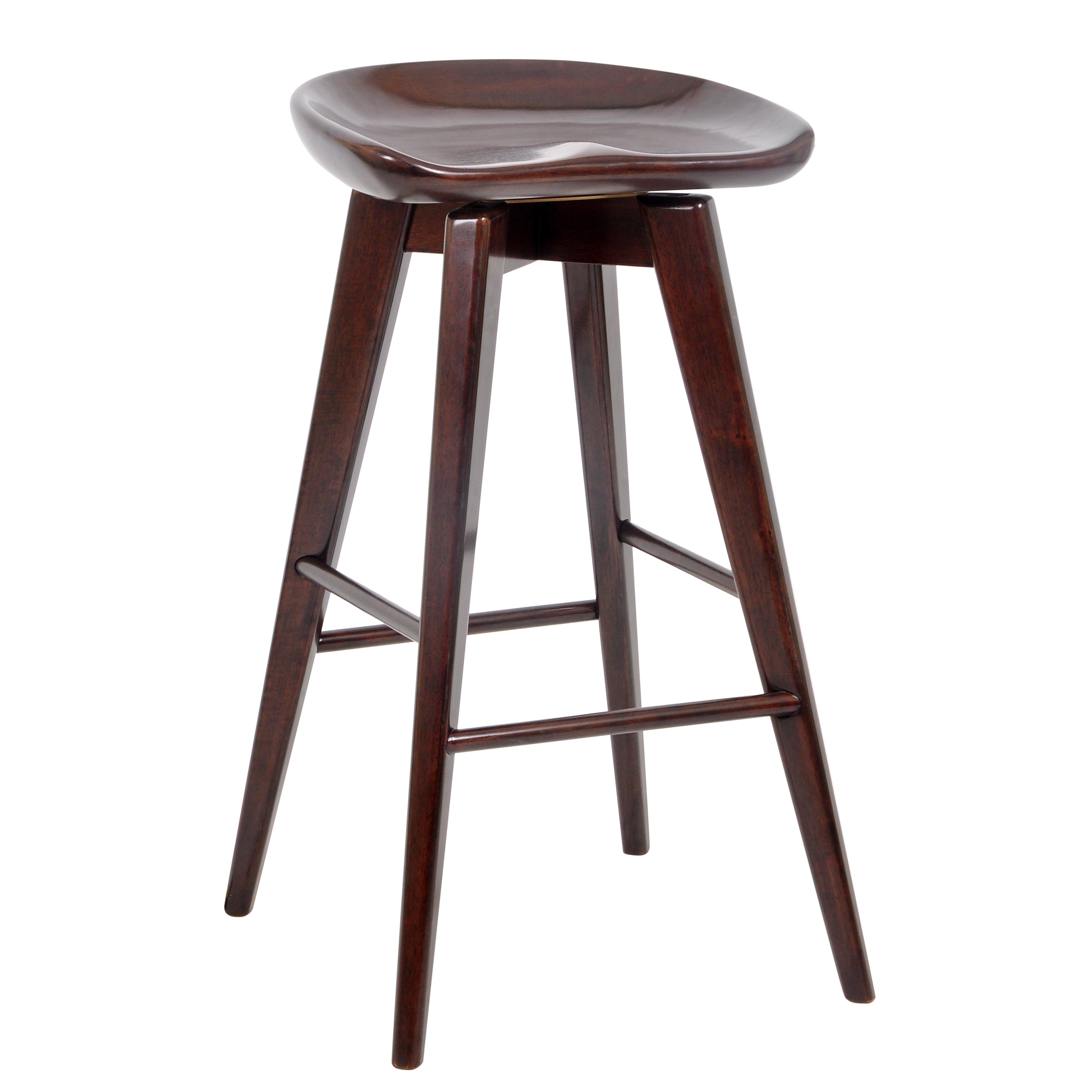 Mercury row venus 29 swivel bar stool reviews wayfair for Counter stool
