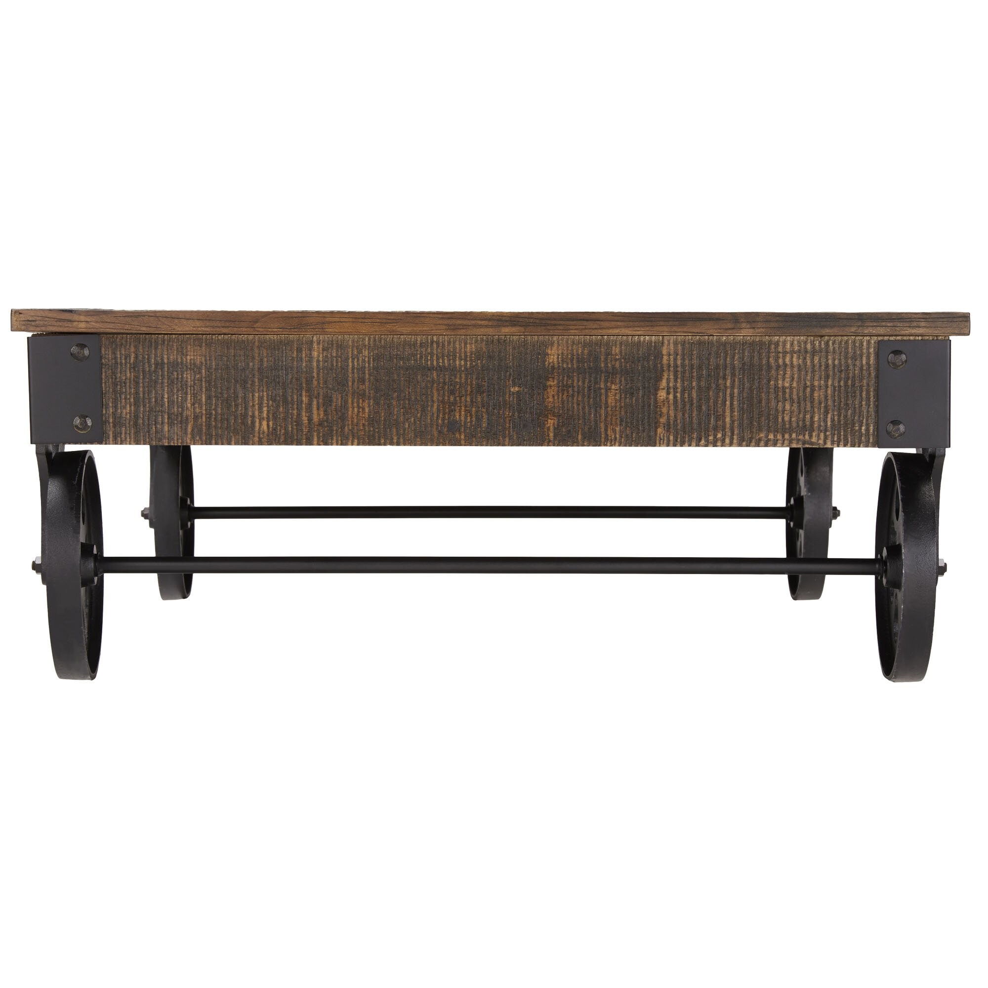 Mercury row zona coffee table reviews wayfair Furniture row coffee table