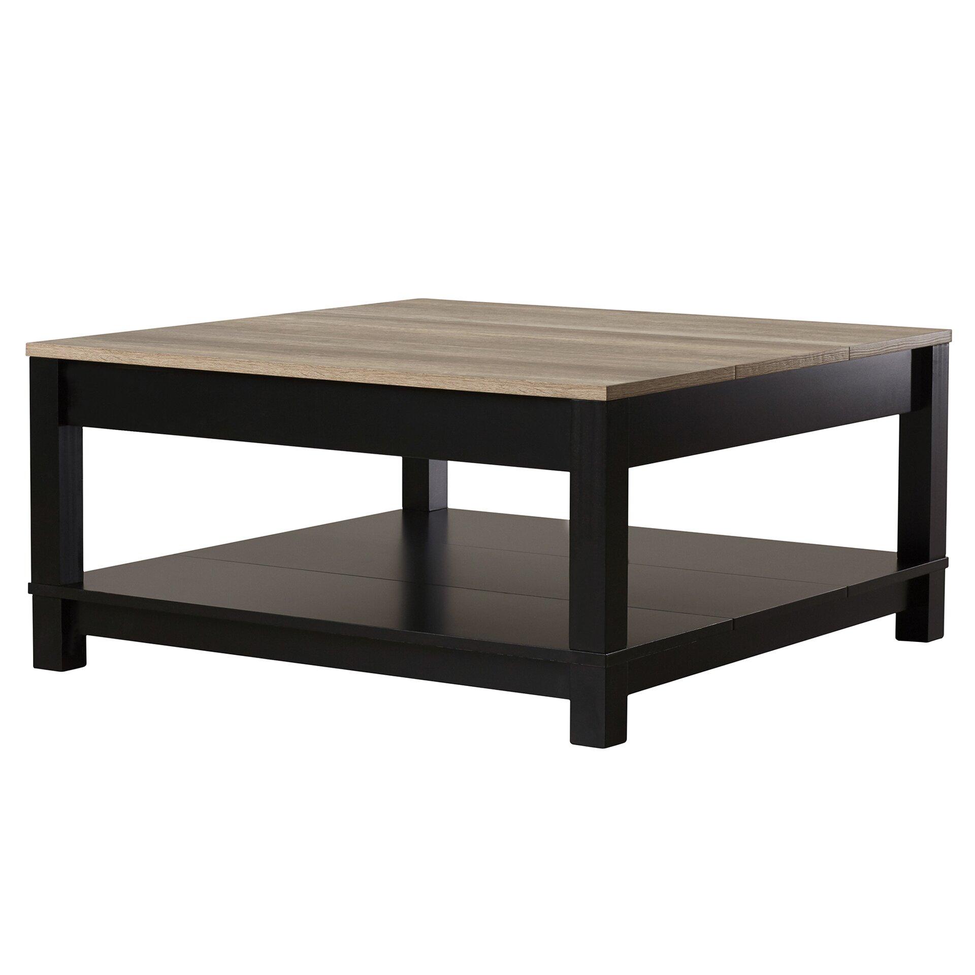 Mercury row callowhill coffee table reviews wayfair Furniture row coffee table