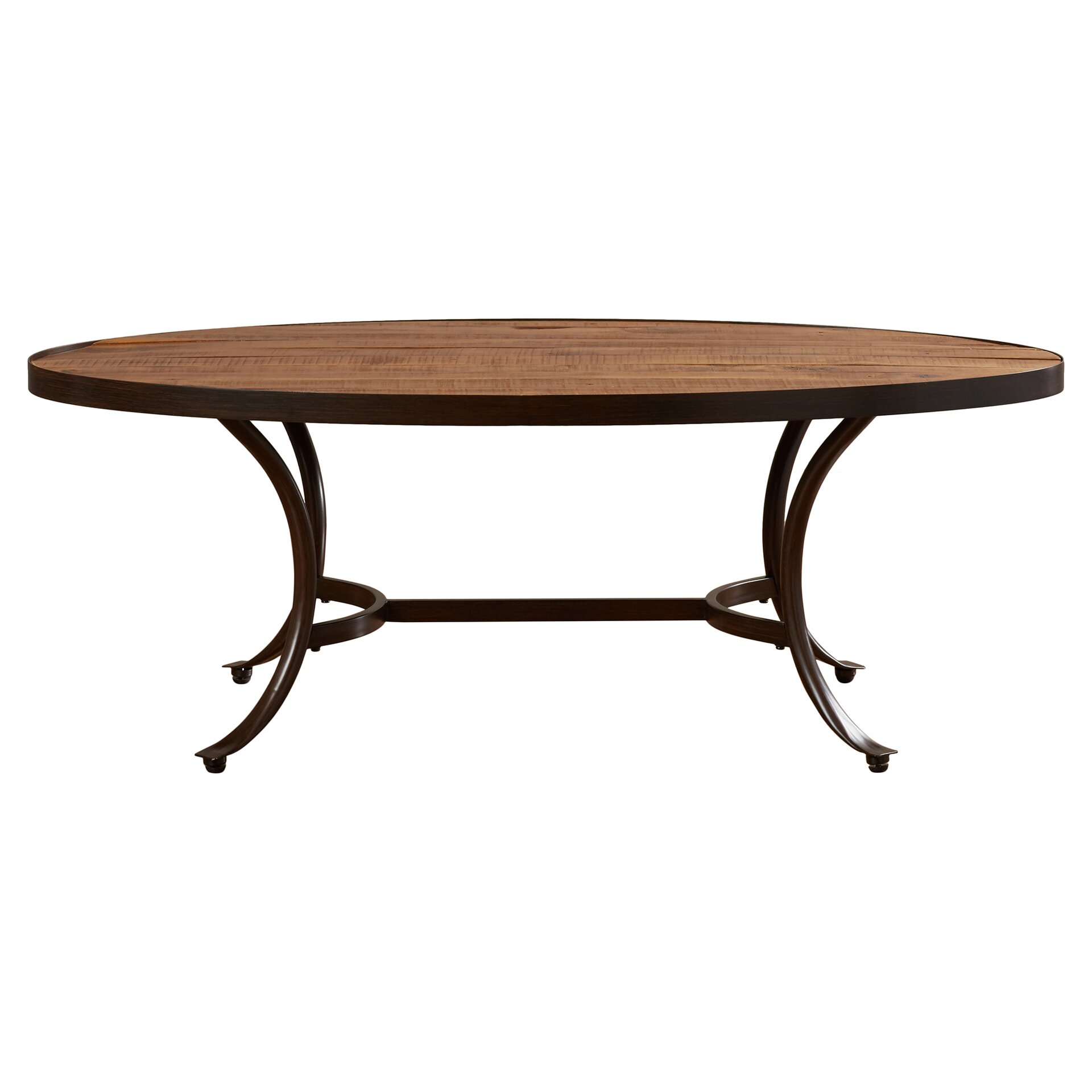 Mercury Row Ceres Oval Coffee Table Reviews