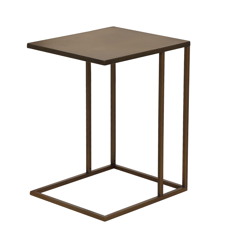Html Table Row Of Mercury Row Armbruster End Table Wayfair