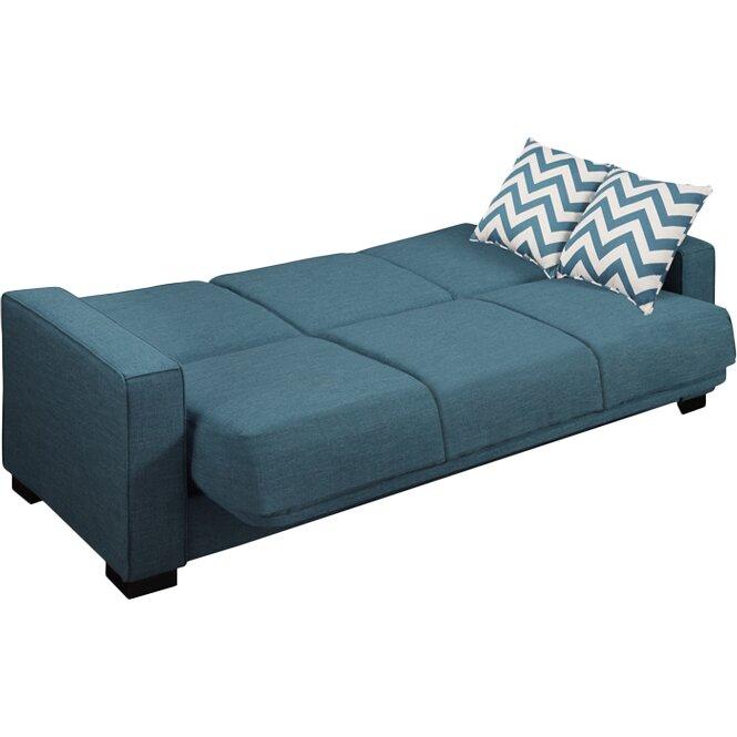Mercury Row Athena Convertible Sleeper Sofa Amp Reviews