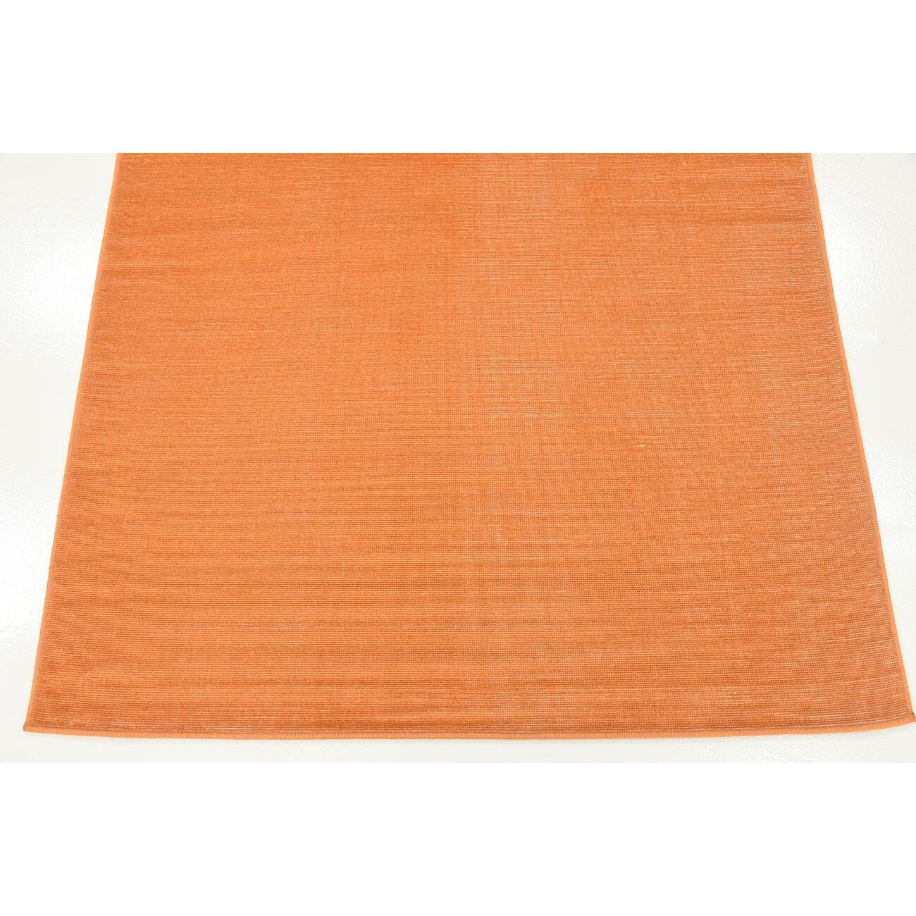 Mercury Row Risley Orange Area Rug Amp Reviews Wayfair