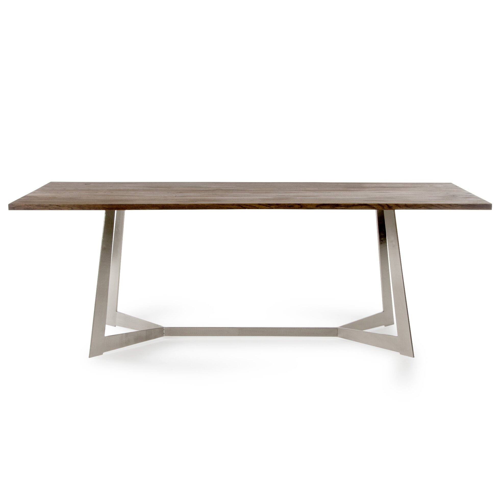 Mercury row beckmann dining table for Html table row