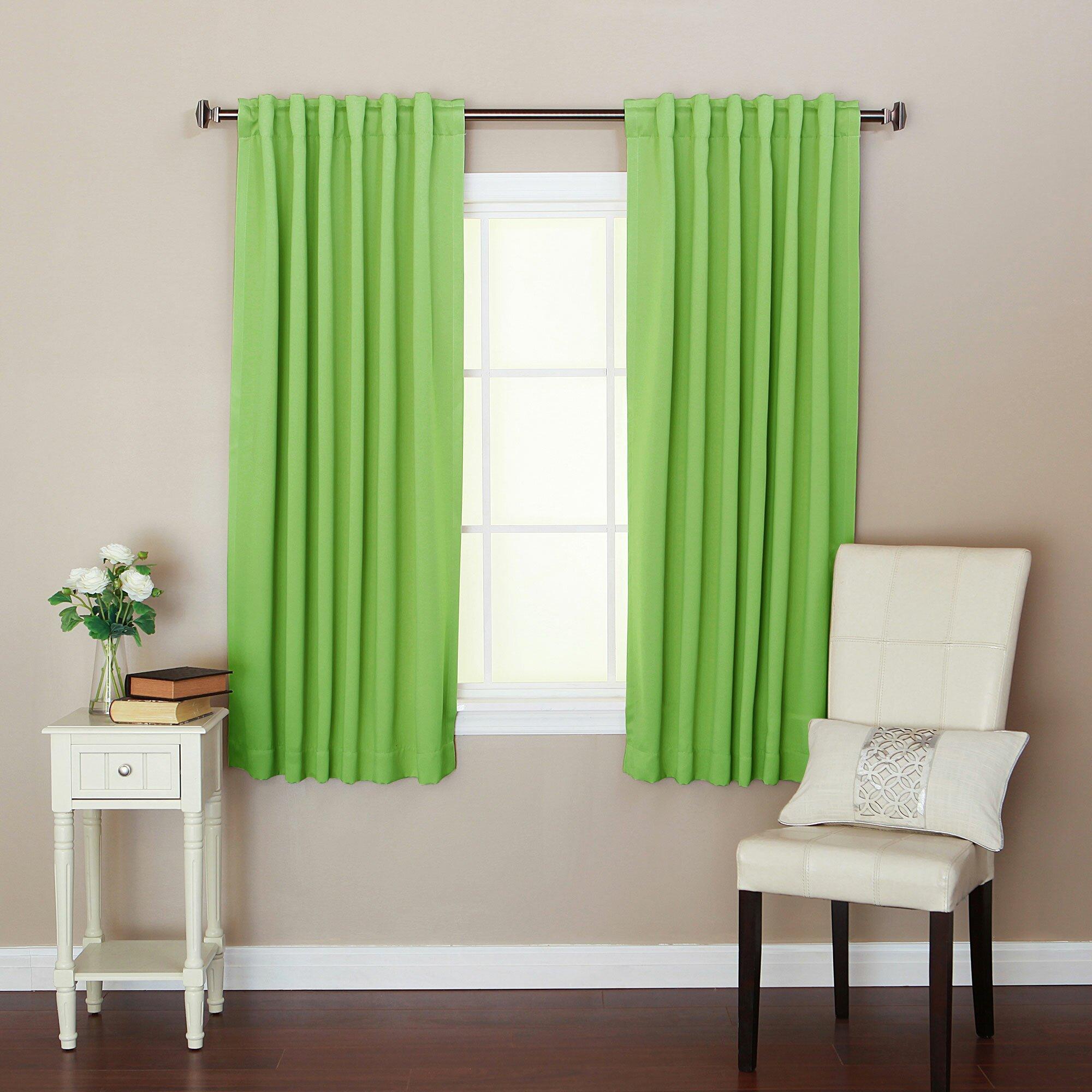 Kelly green velvet curtains - Window Treatments Curtains Drapes 63 83 Length Curtains Drapes
