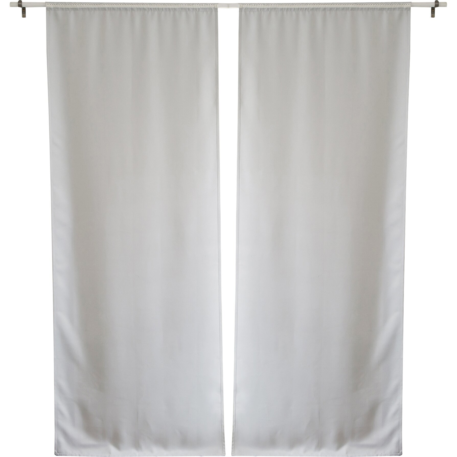 best home fashion inc blackout thermal curtain panel liner reviews wayfair