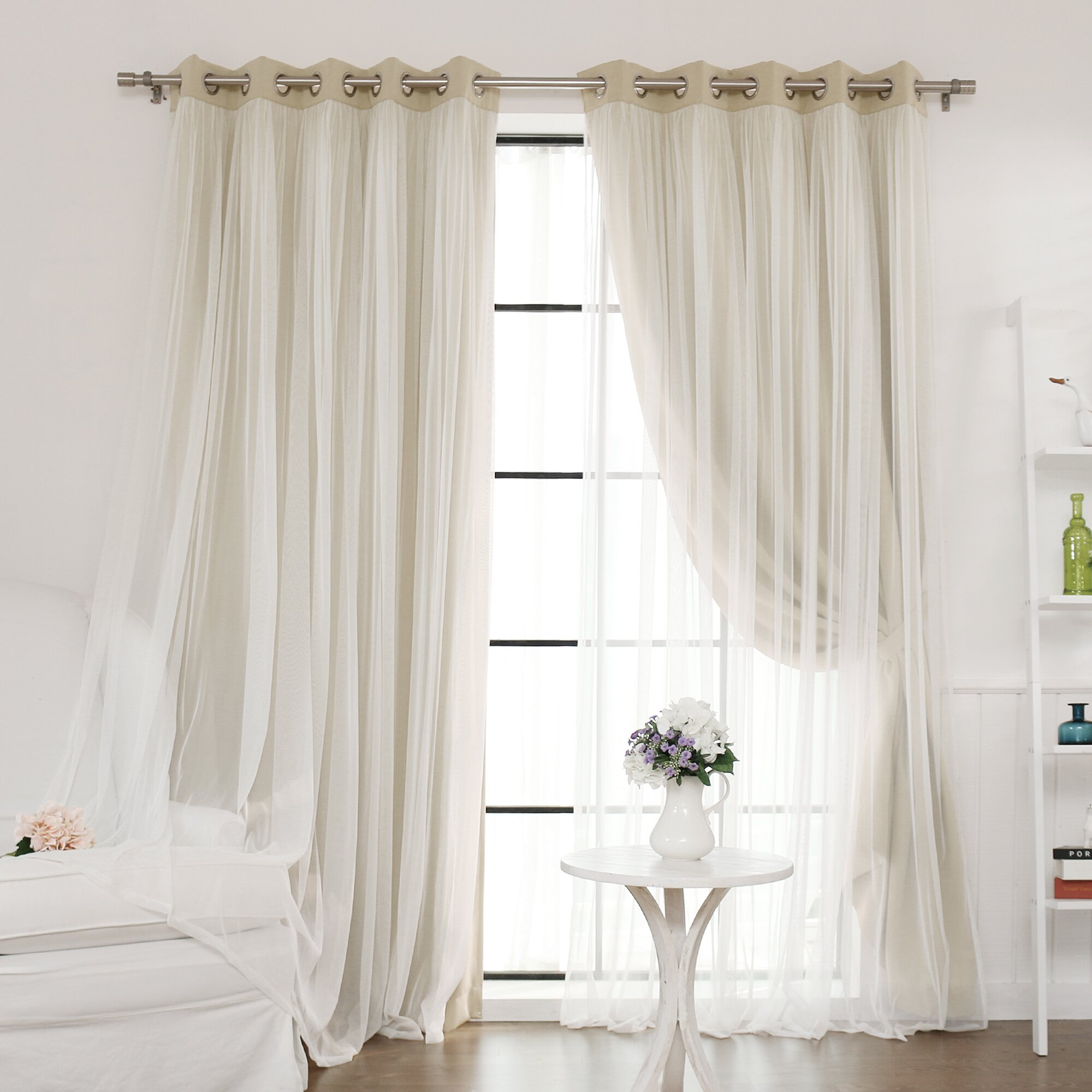best home fashion inc indoor blackout curtain panel reviews