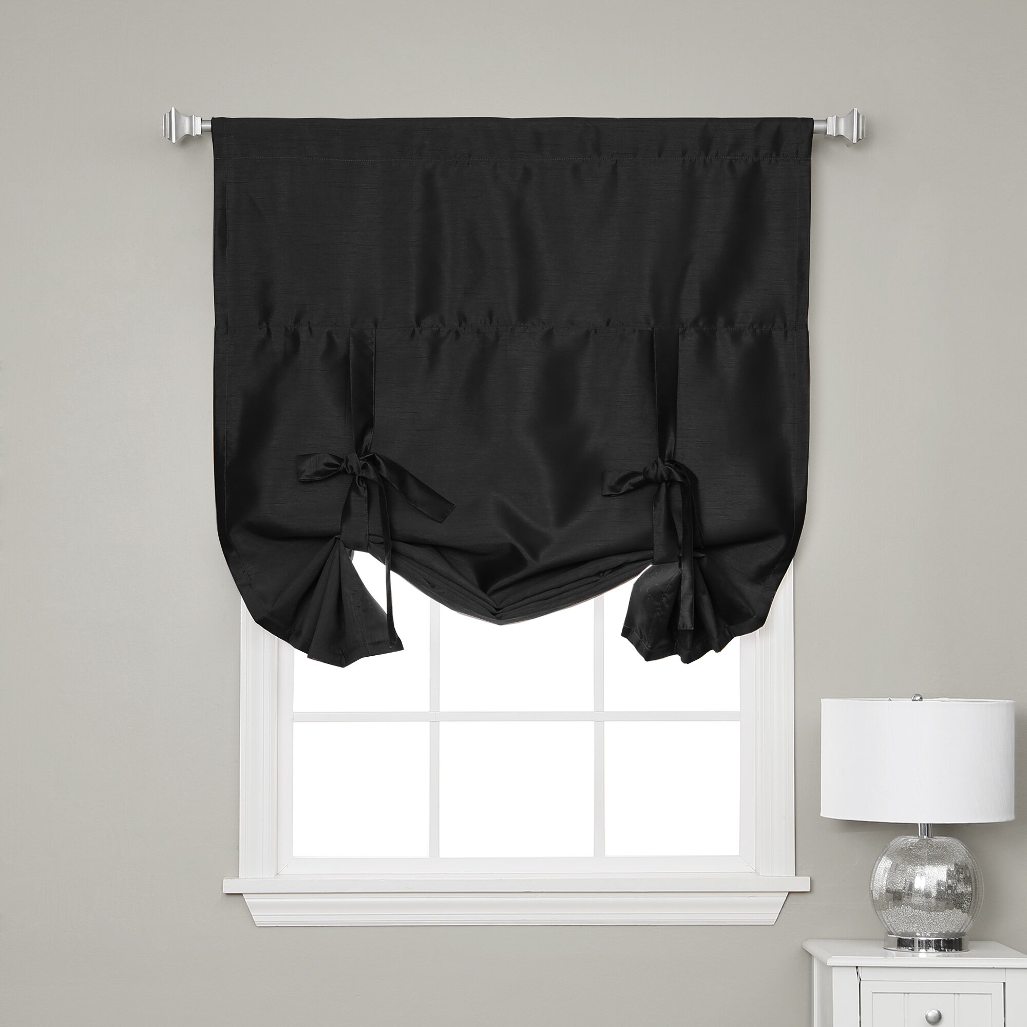 Best Home Fashion Inc Blackout Solid Thermal Insulated