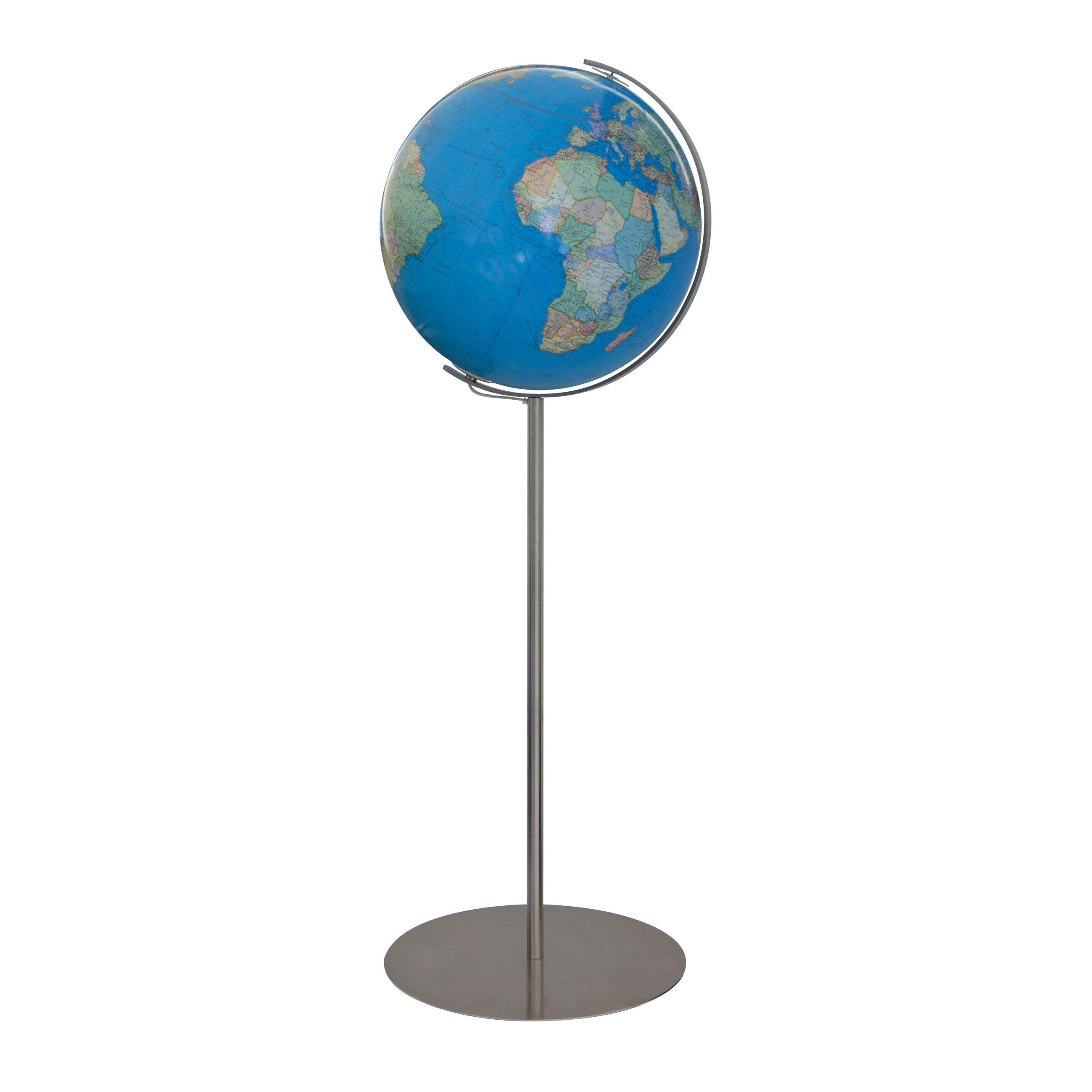 Columbus Globe Prien Illuminated Floor Globe Wayfair
