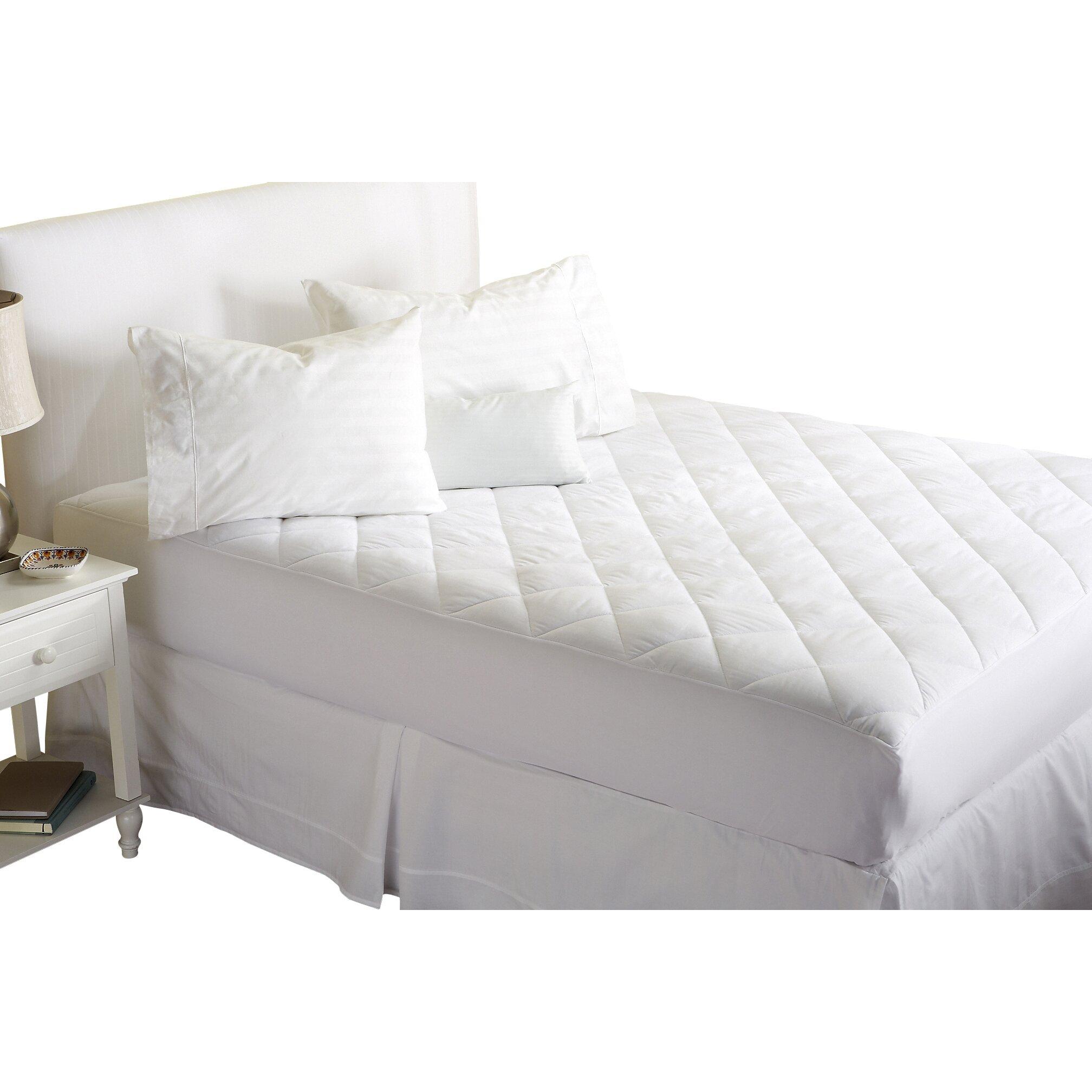 Home fashion design tranquility mattress pad reviews wayfair - Home design mattress pads ...