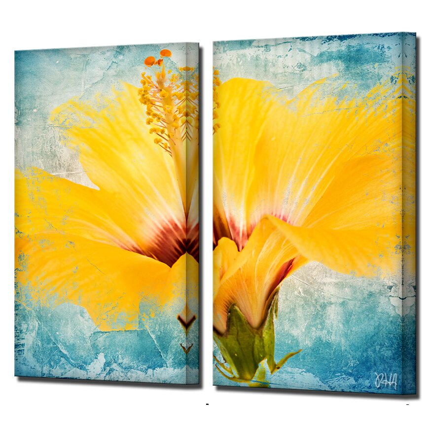 ready2hangart 39 painted petals xvii 39 by ready2hangart 2