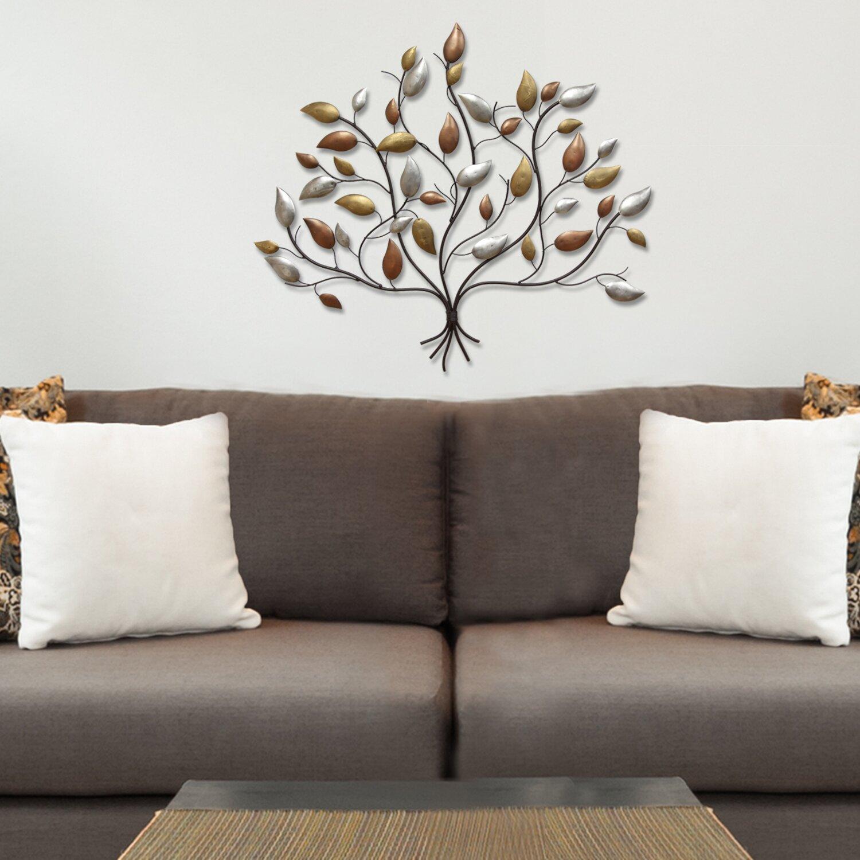 Stratton Home Decor Tree Wall D Cor