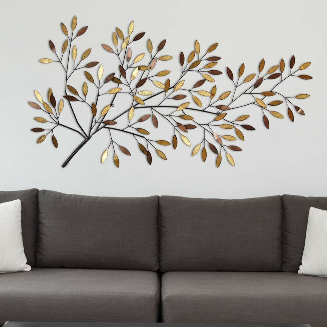 Stratton Home Decor Blooming Tree Branch Wall Décor