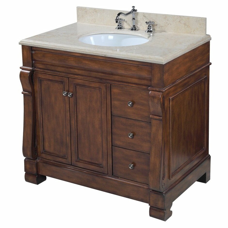 Kbc Westminster 36 Single Bathroom Vanity Set Reviews Wayfair