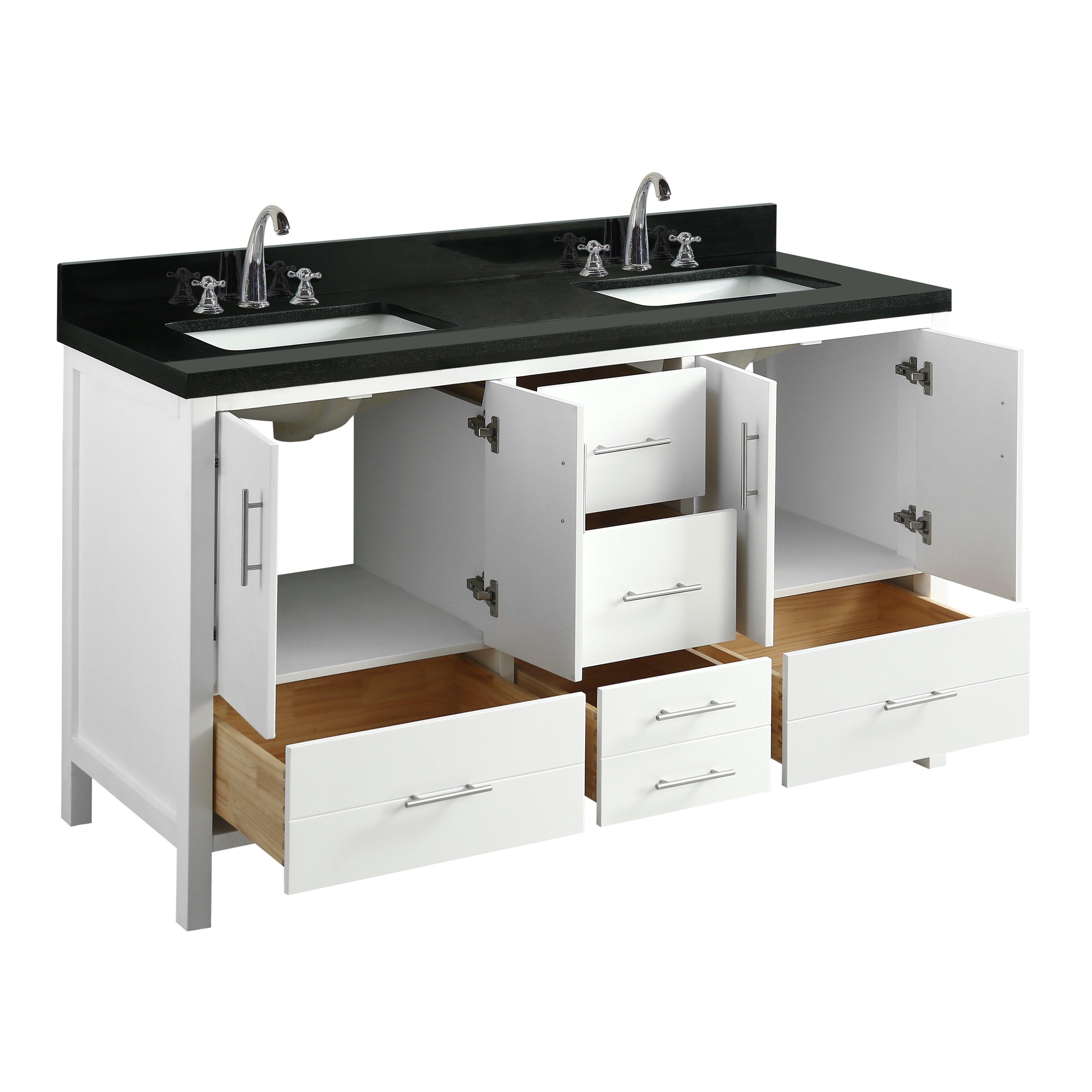 brown single home kitchen cutler vanity size design inch outlet shop bath amazon floating bathroom vanities wood center