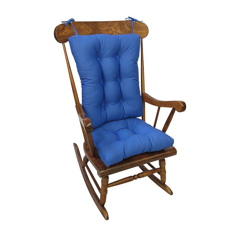 Klear Vu Twill Rocking Chair Cushion & Reviews  Wayfair
