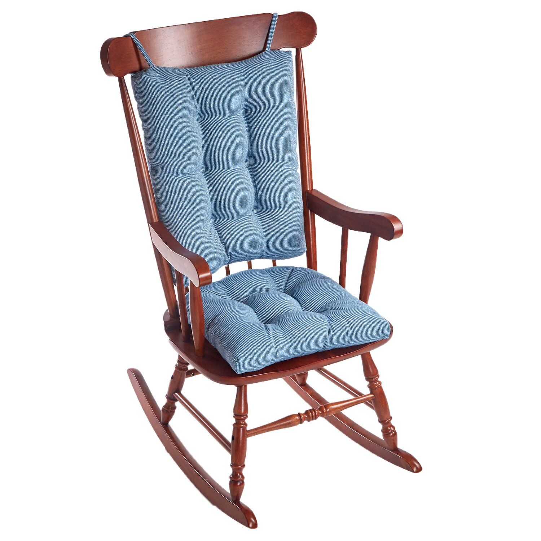 ... Linens ... Rocking Chair Chair & Seat Cushions Klear Vu SKU: MBNS1054